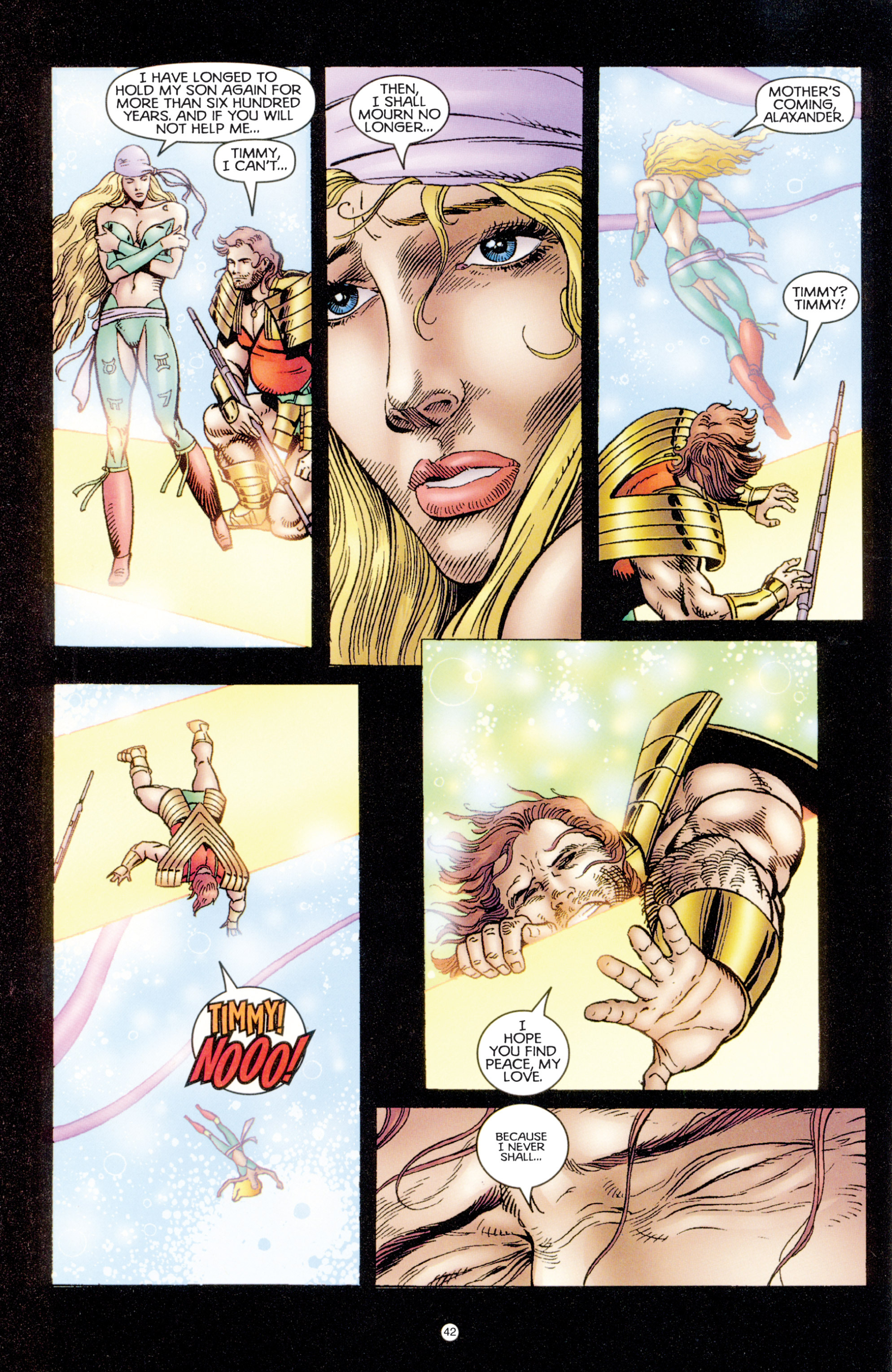 Read online Eternal Warriors comic -  Issue # Issue Digital Alchemy - 39