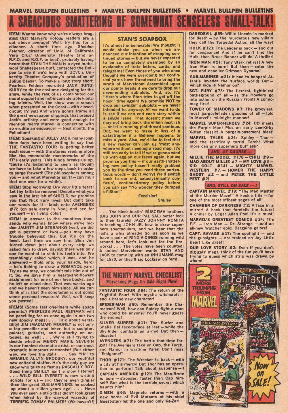 Read online Sgt. Fury comic -  Issue #73 - 10