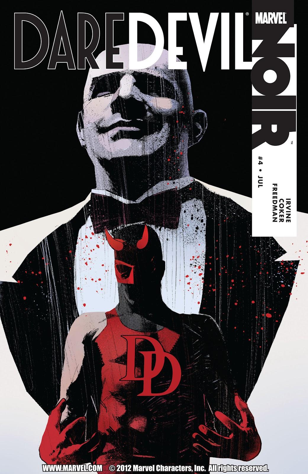 Daredevil Noir issue 4 - Page 1