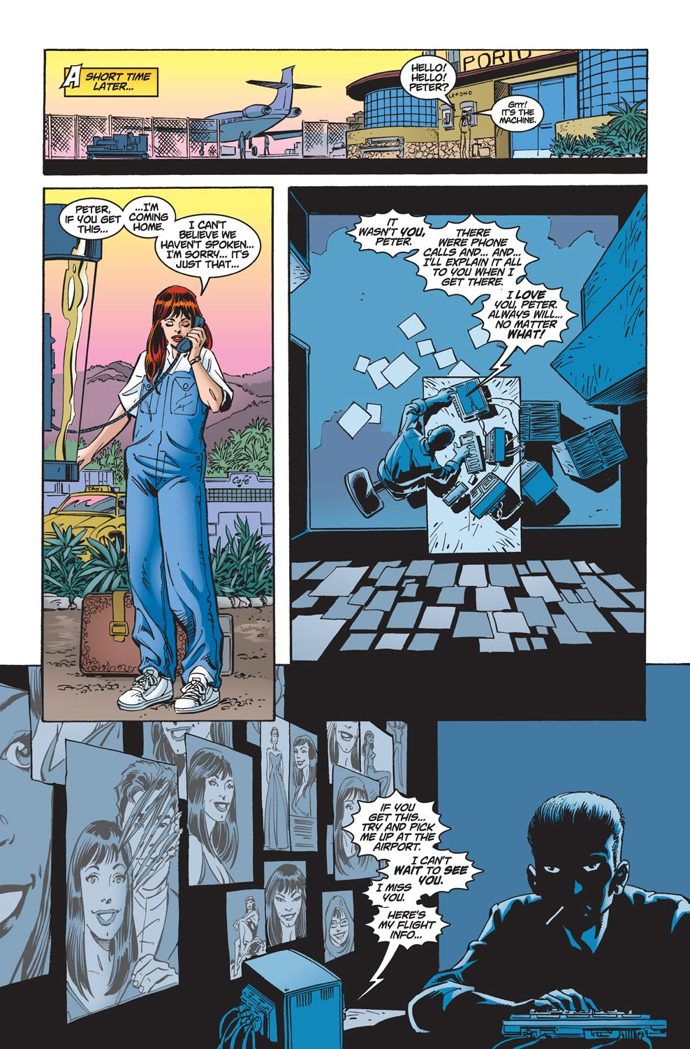 The Amazing Spider-Man (1999) 10 Page 10