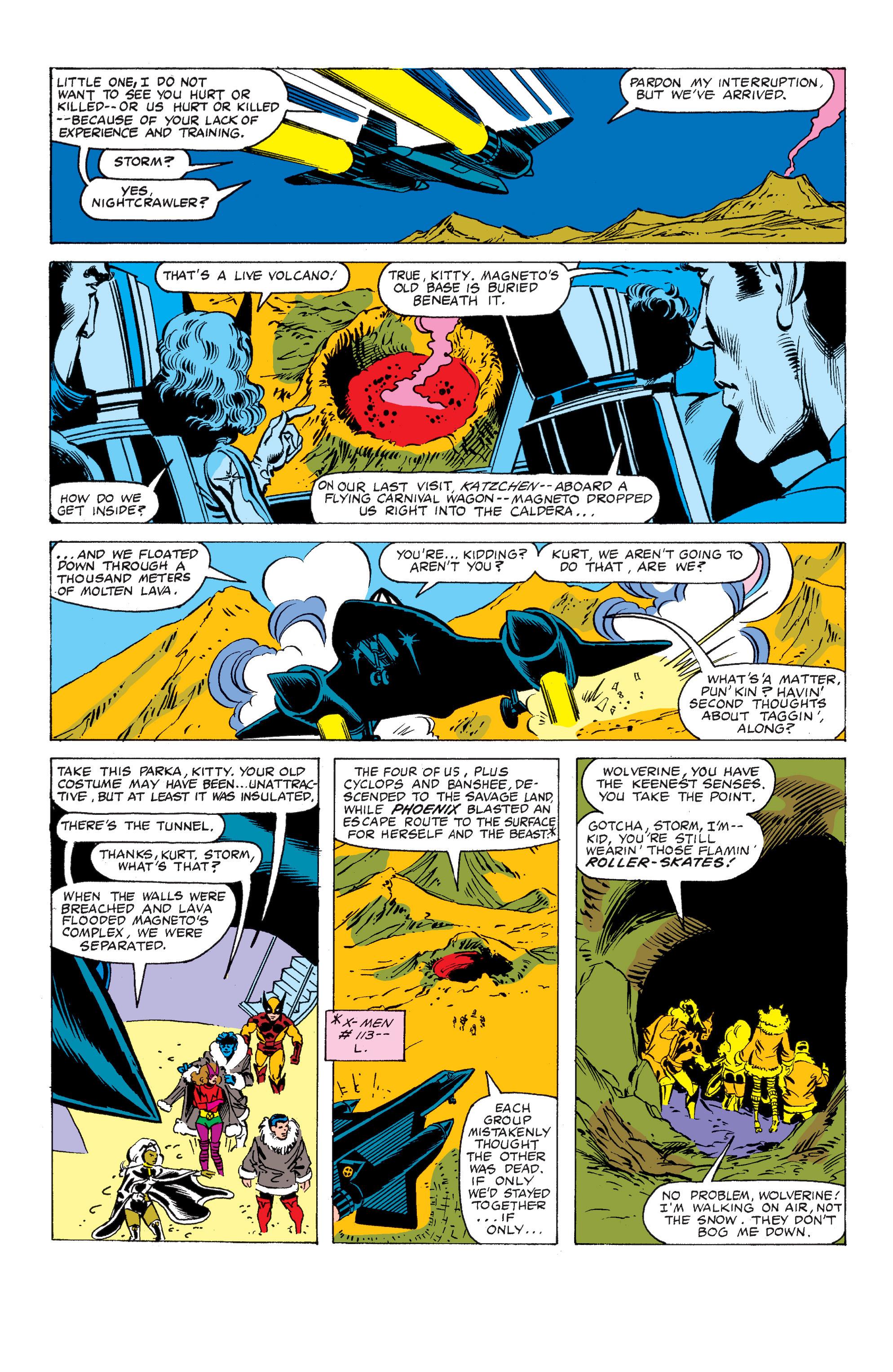 Read online Uncanny X-Men (1963) comic -  Issue #149 - 9
