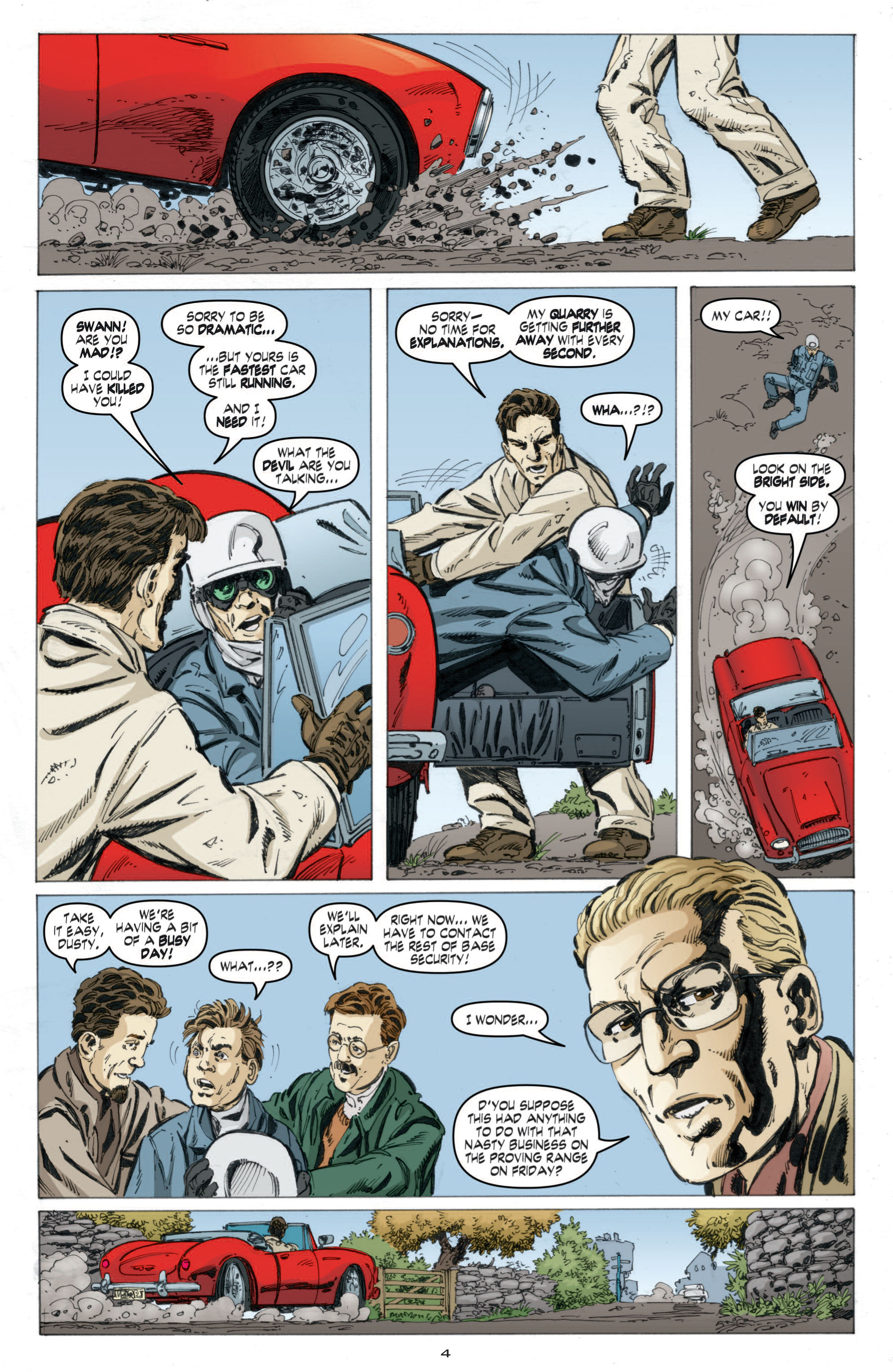 Read online Cold War comic -  Issue # TPB - 62