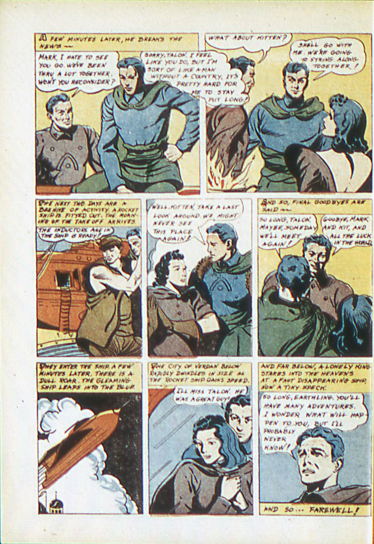 Read online Adventure Comics (1938) comic -  Issue #62 - 19