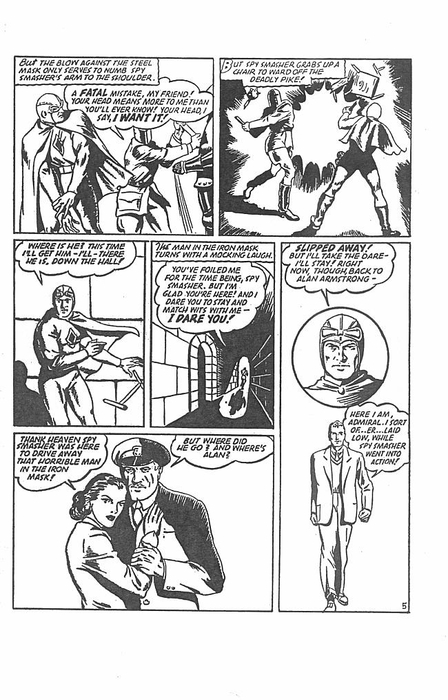 Read online Men of Mystery Comics comic -  Issue #38 - 27
