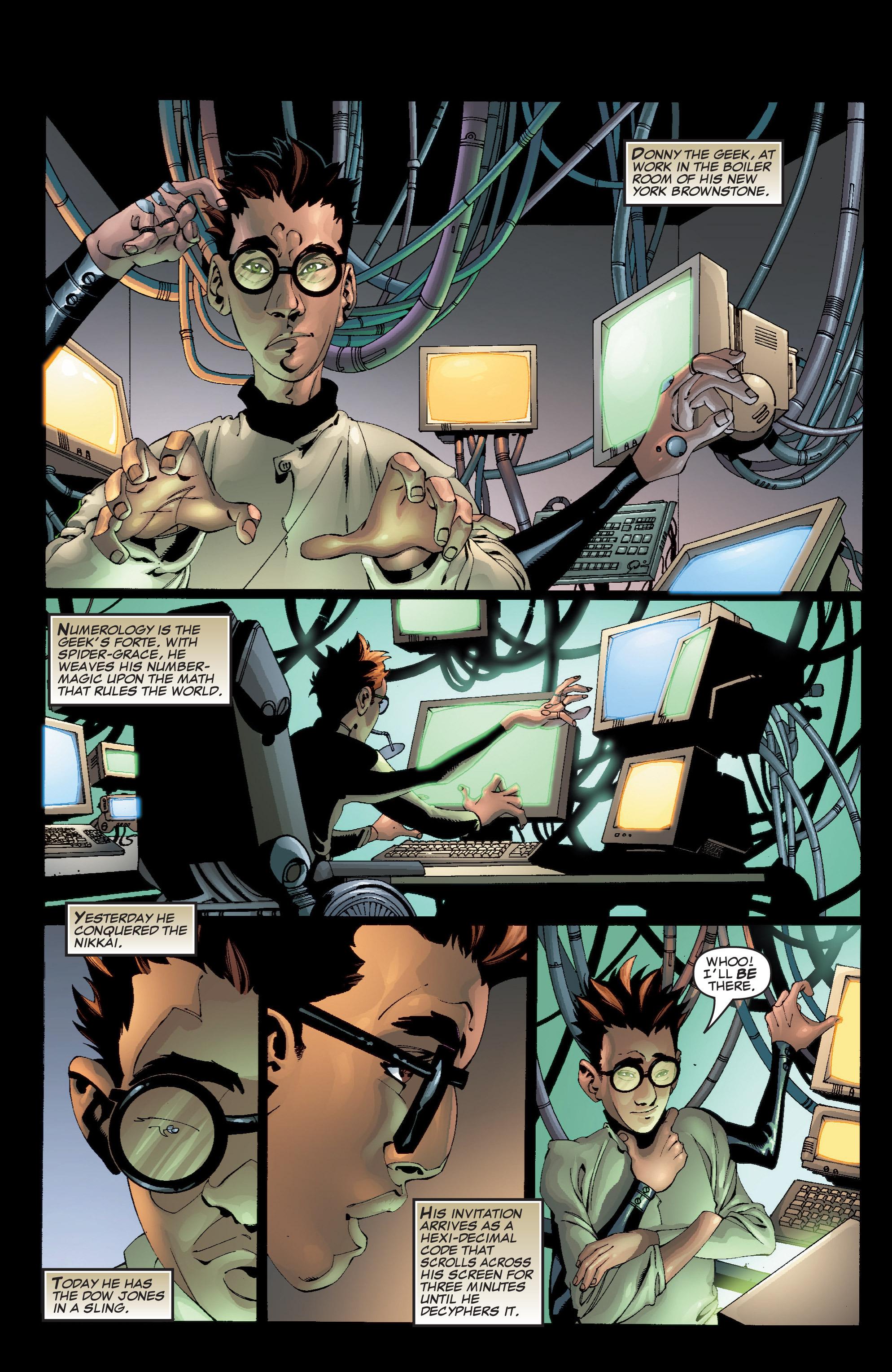 Read online Shadowman (1999) comic -  Issue #6 - 5