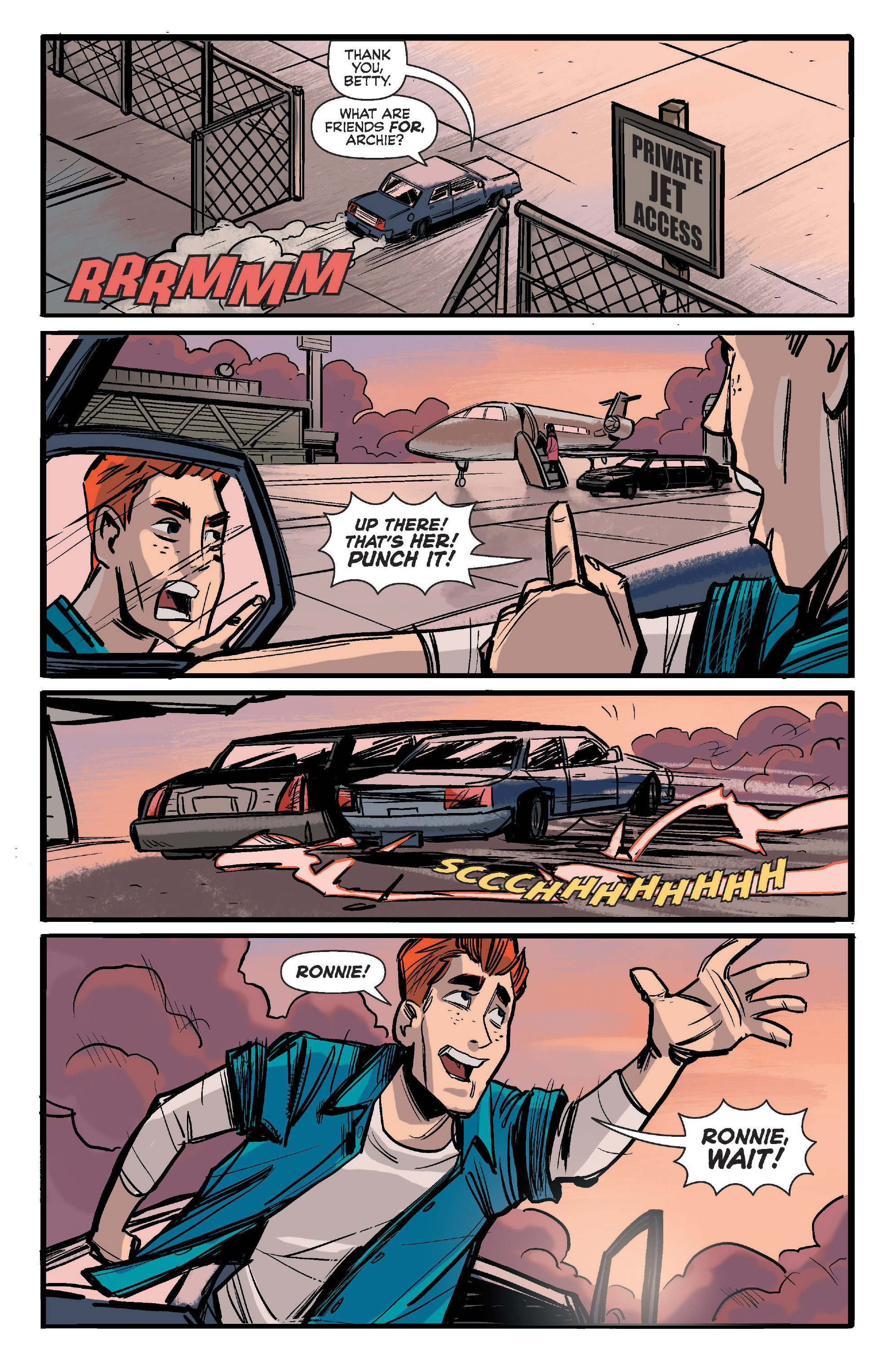Read online Archie (2015) comic -  Issue #12 - 21