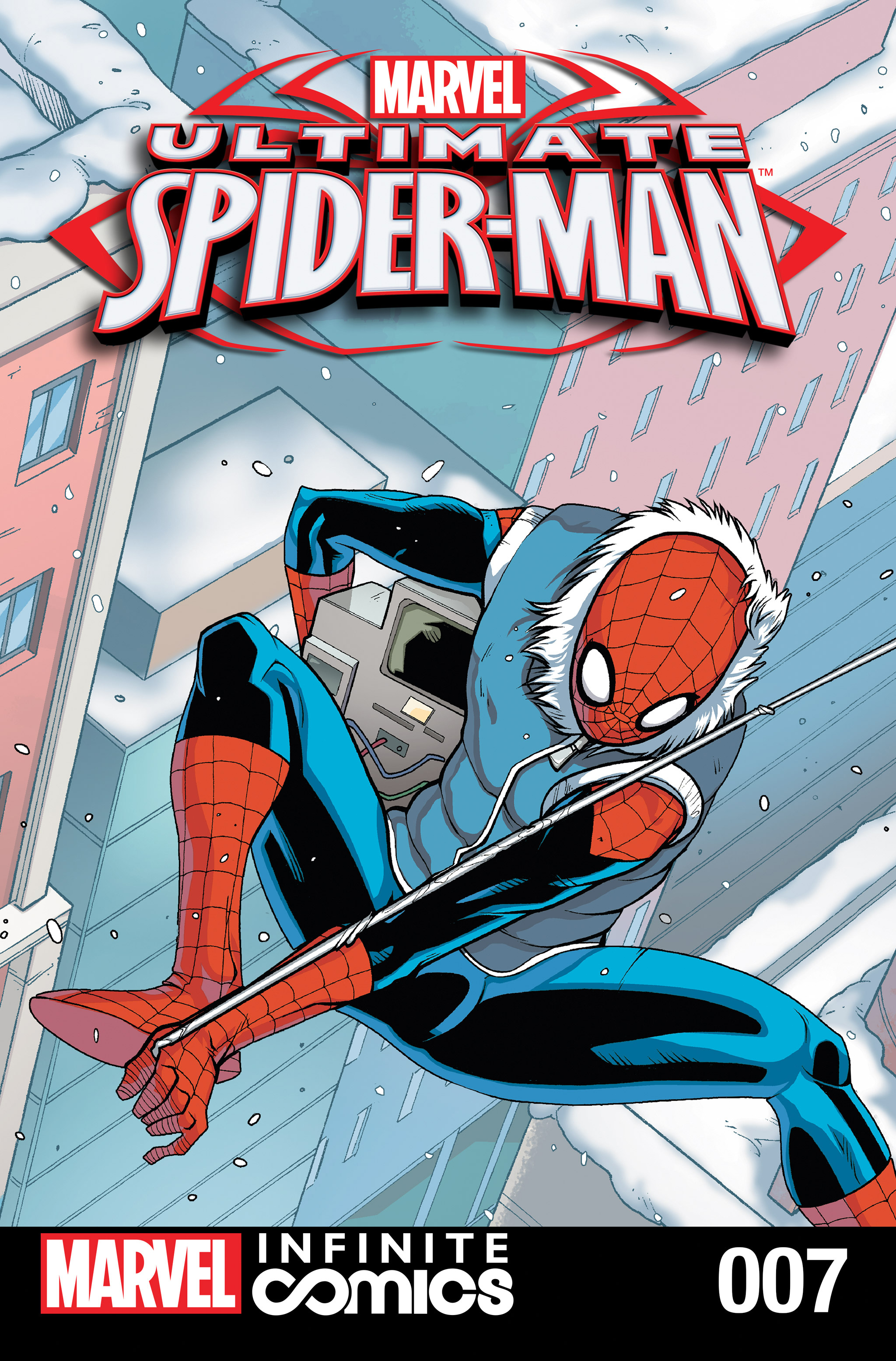 Read online Ultimate Spider-Man (Infinite Comics) (2016) comic -  Issue #7 - 1