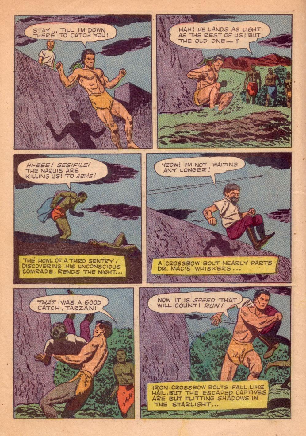 Tarzan (1948) issue 55 - Page 14