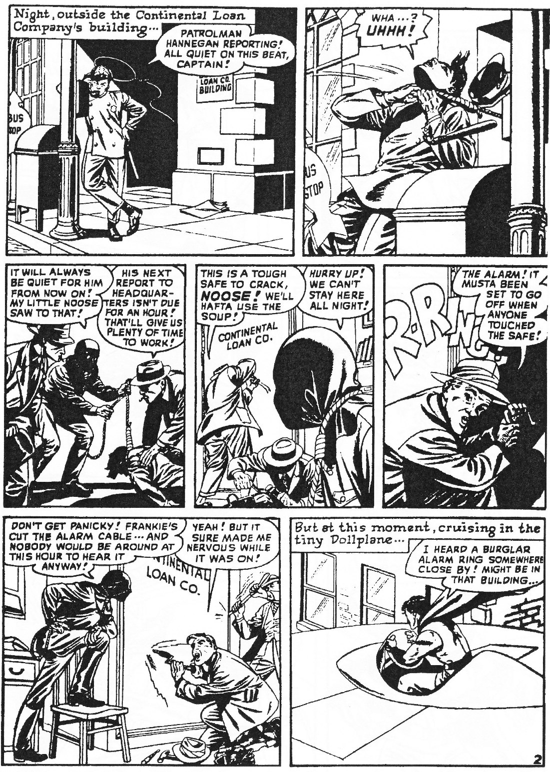 Read online Men of Mystery Comics comic -  Issue #81 - 5