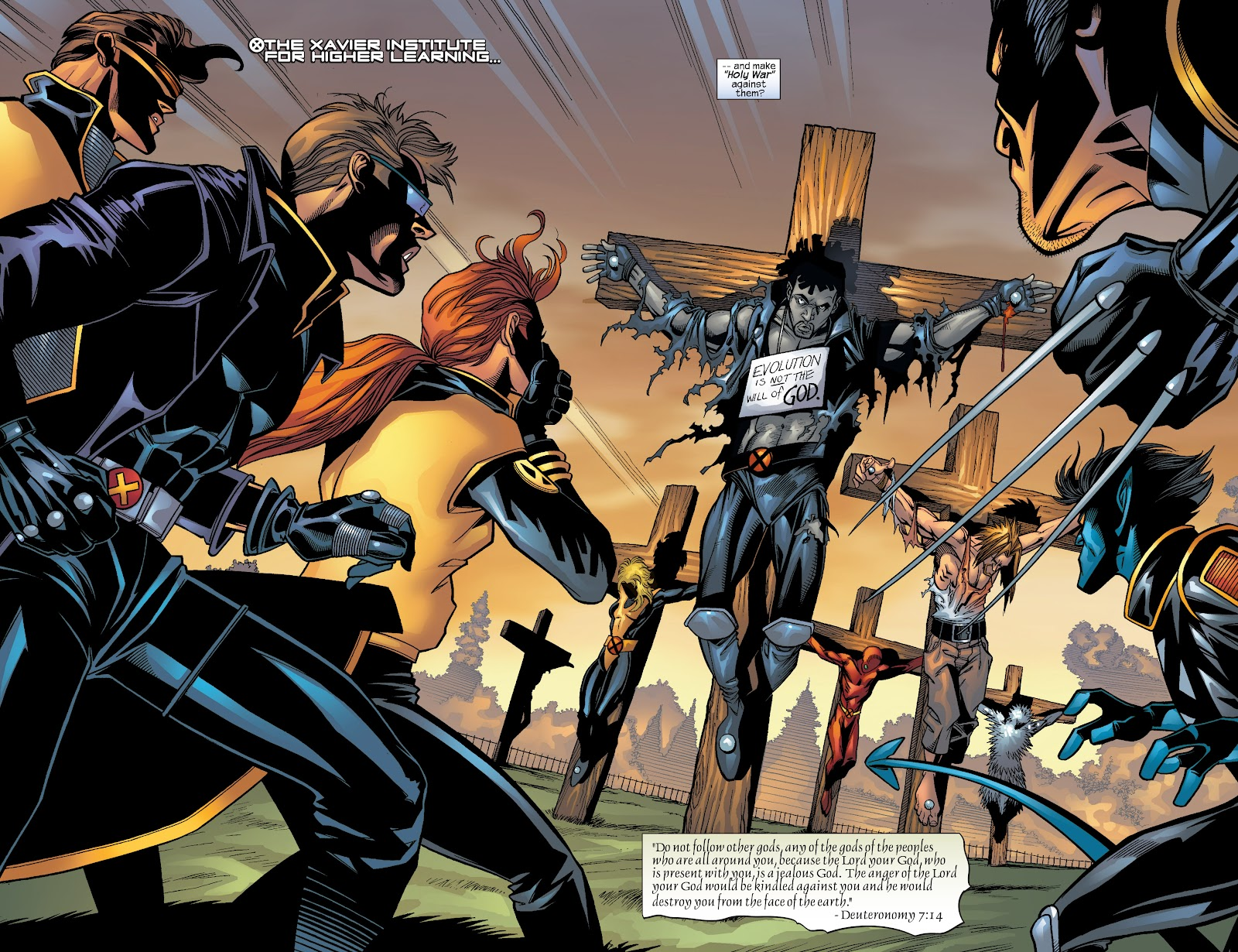 Uncanny X-Men (1963) issue 423 - Page 4