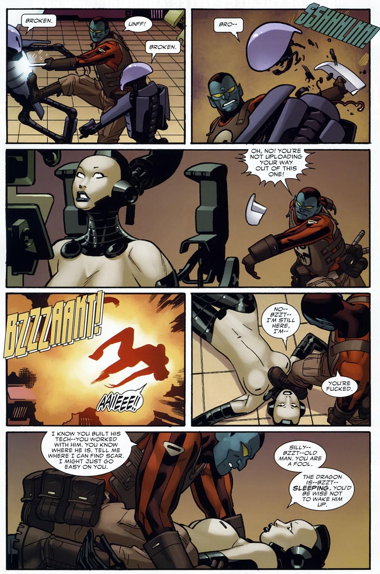 Read online Destroyer comic -  Issue #2 - 17