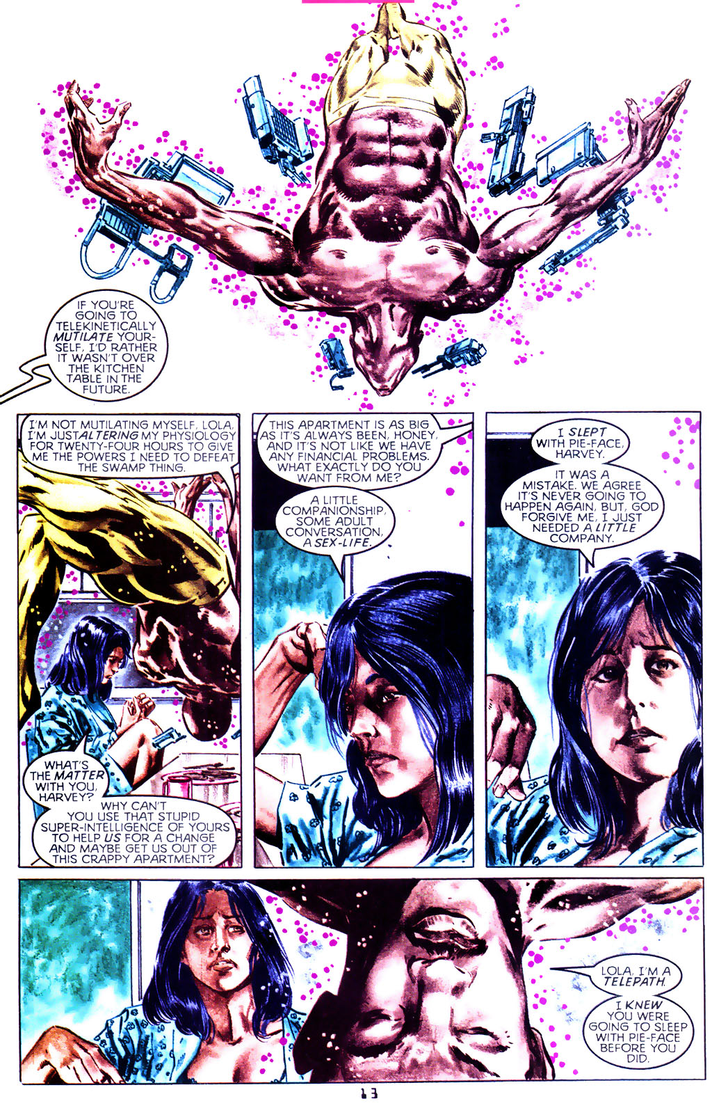 Read online Tangent Comics/ The Superman comic -  Issue # Full - 14