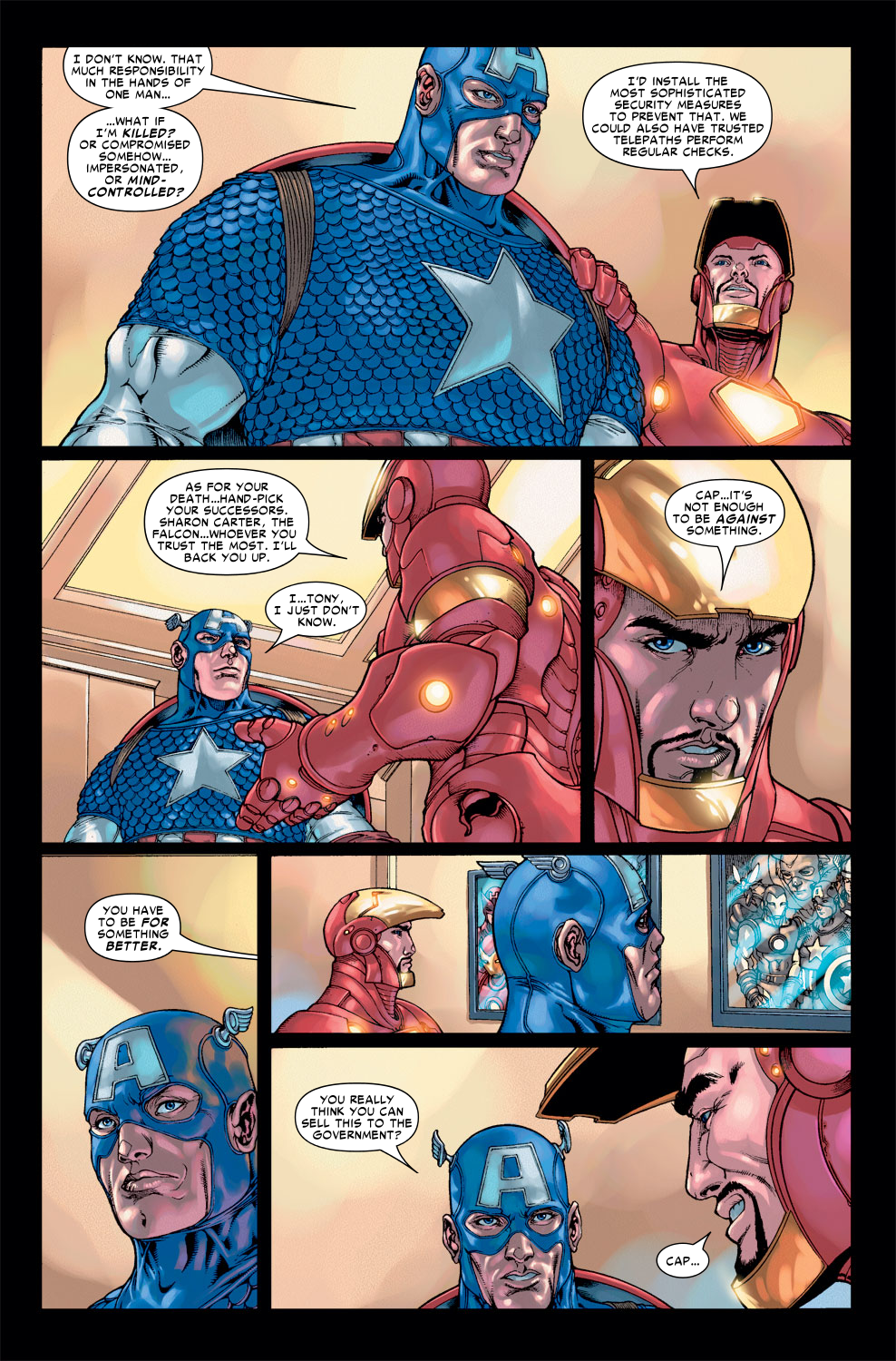 What If? Civil War issue Full - Page 41