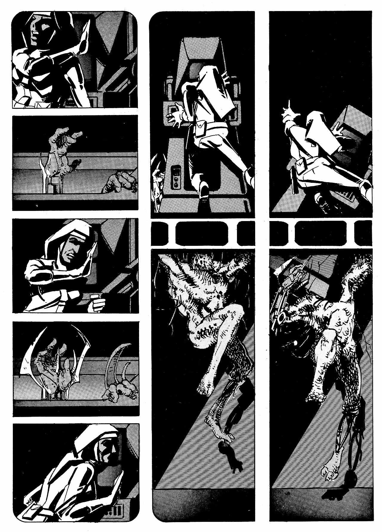 Read online Star*Reach comic -  Issue #11 - 18