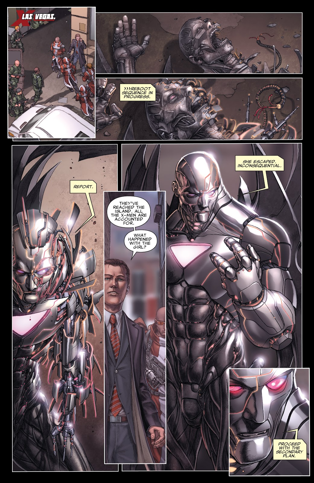Read online X-Men: Second Coming comic -  Issue # _TPB (Part 2) - 37