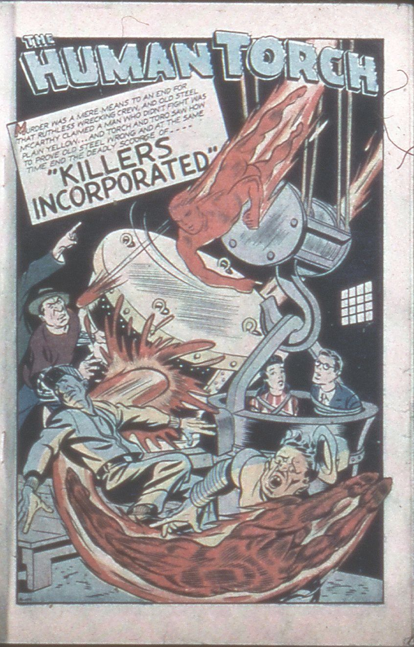 Marvel Mystery Comics (1939) issue 63 - Page 4