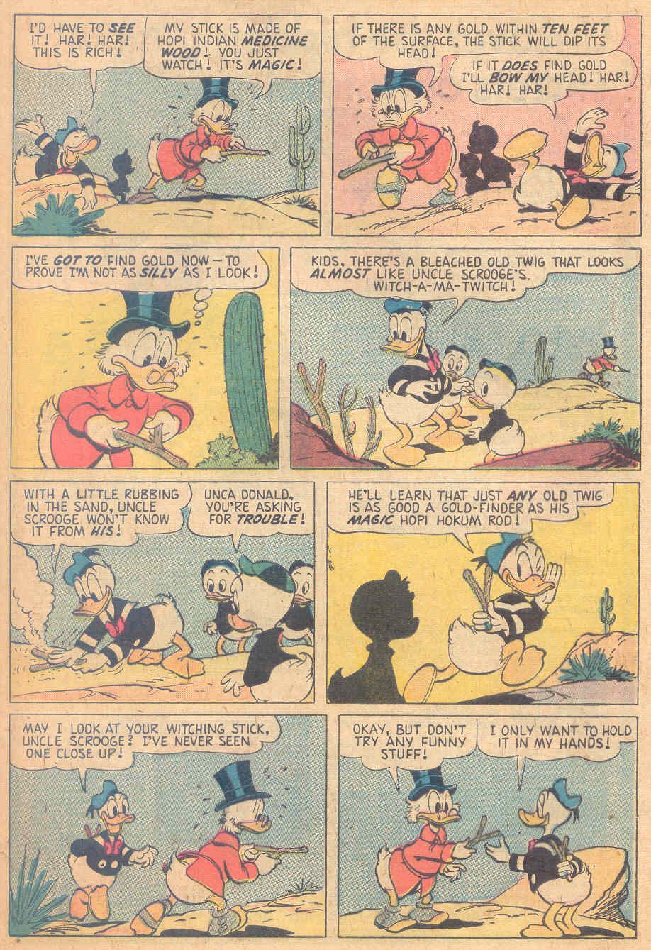 Read online Uncle Scrooge (1953) comic -  Issue #138 - 29