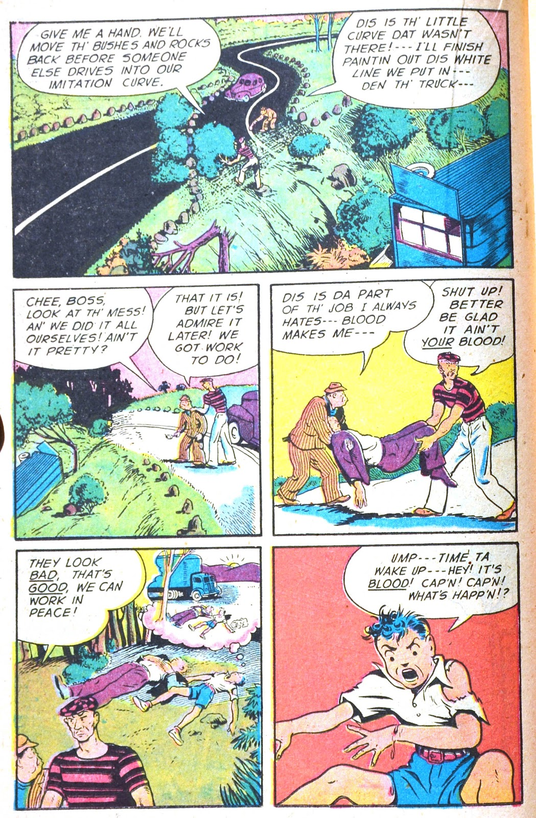 Read online Famous Funnies comic -  Issue #151 - 26