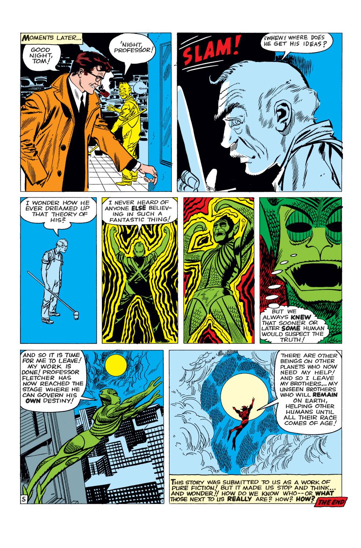 Read online Amazing Adventures (1961) comic -  Issue #5 - 20