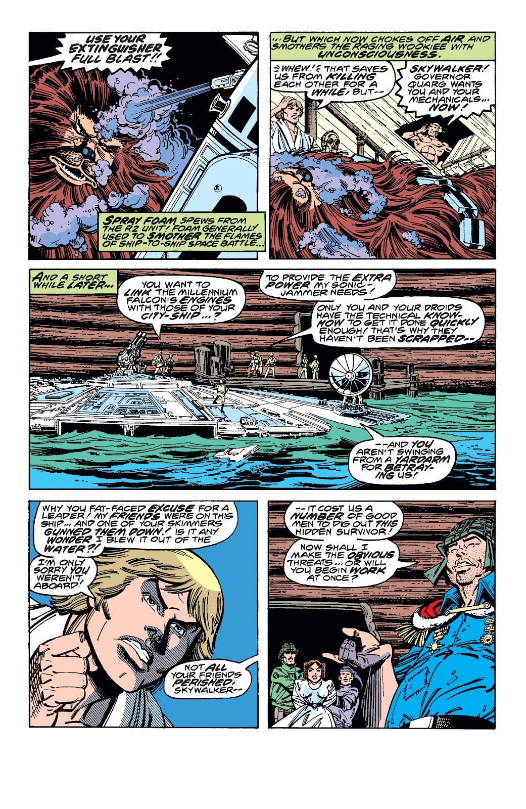 Read online Star Wars Legends: The Original Marvel Years - Epic Collection comic -  Issue # TPB 1 (Part 3) - 50