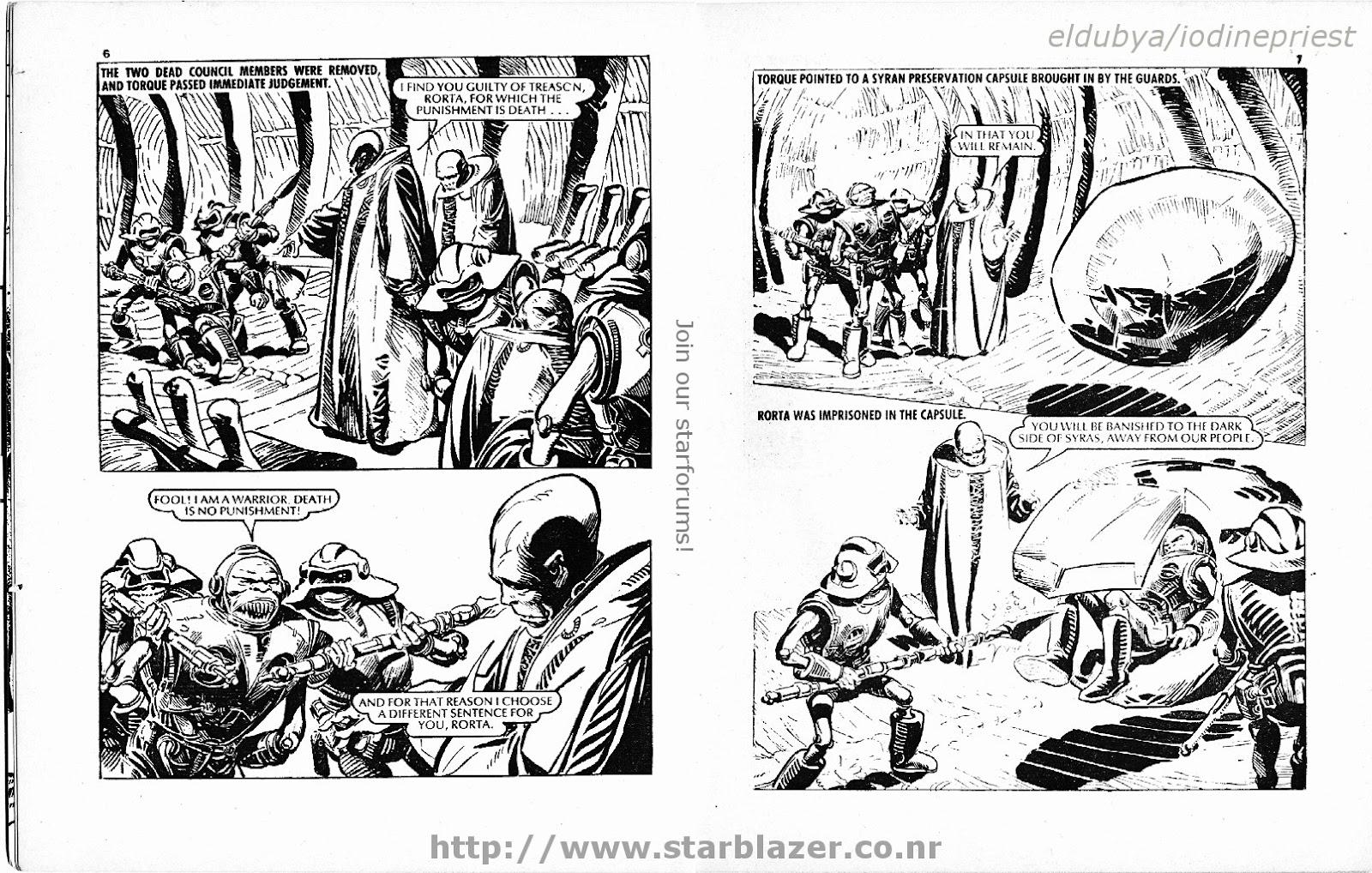 Starblazer issue 171 - Page 5