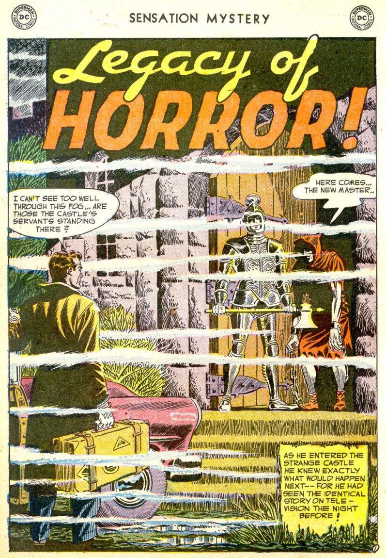 Read online Sensation (Mystery) Comics comic -  Issue #113 - 26
