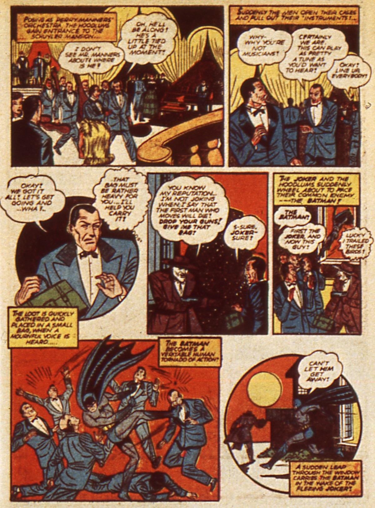 Read online Detective Comics (1937) comic -  Issue #45 - 9
