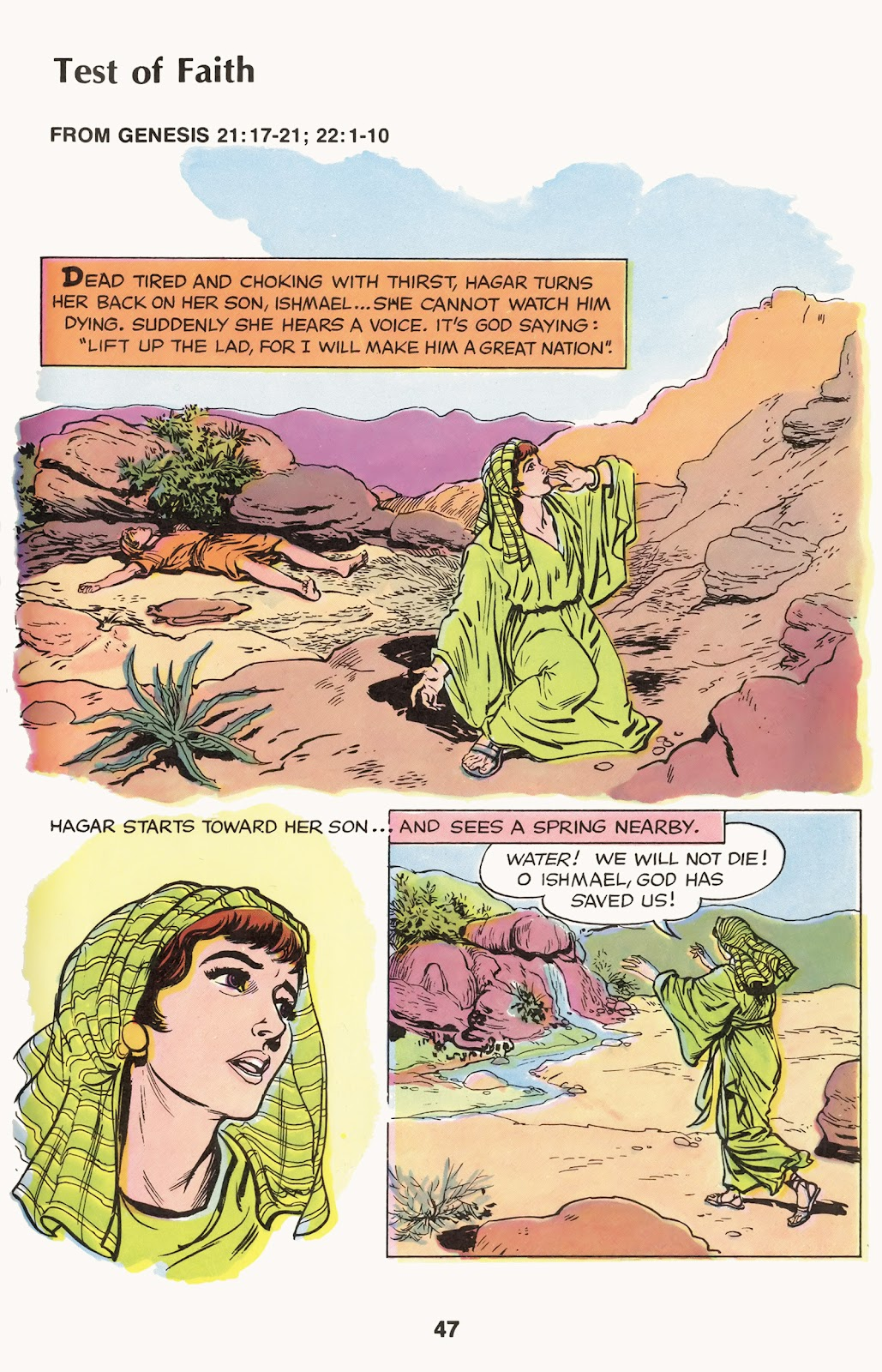 The Picture Bible issue TPB (Part 1) - Page 49