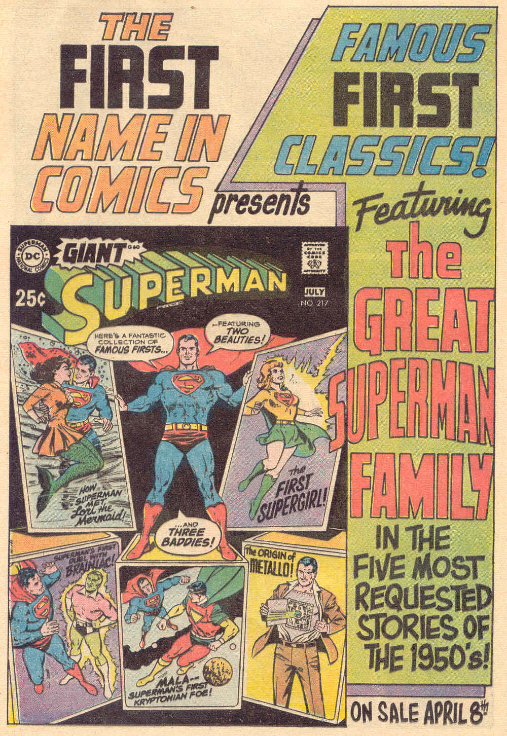 Read online Action Comics (1938) comic -  Issue #377 - 12