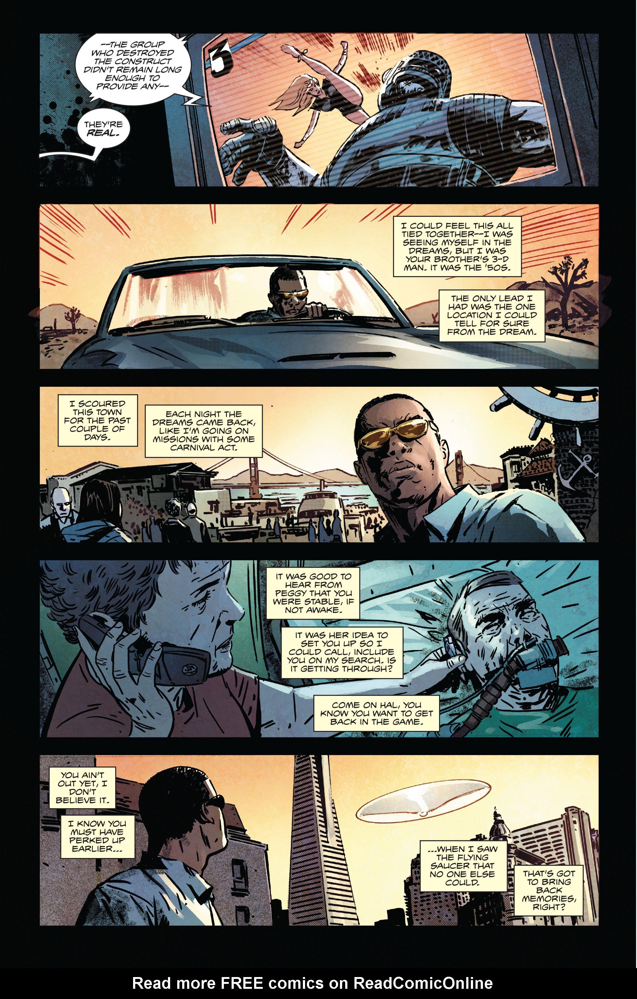 Read online Atlas comic -  Issue #1 - 17