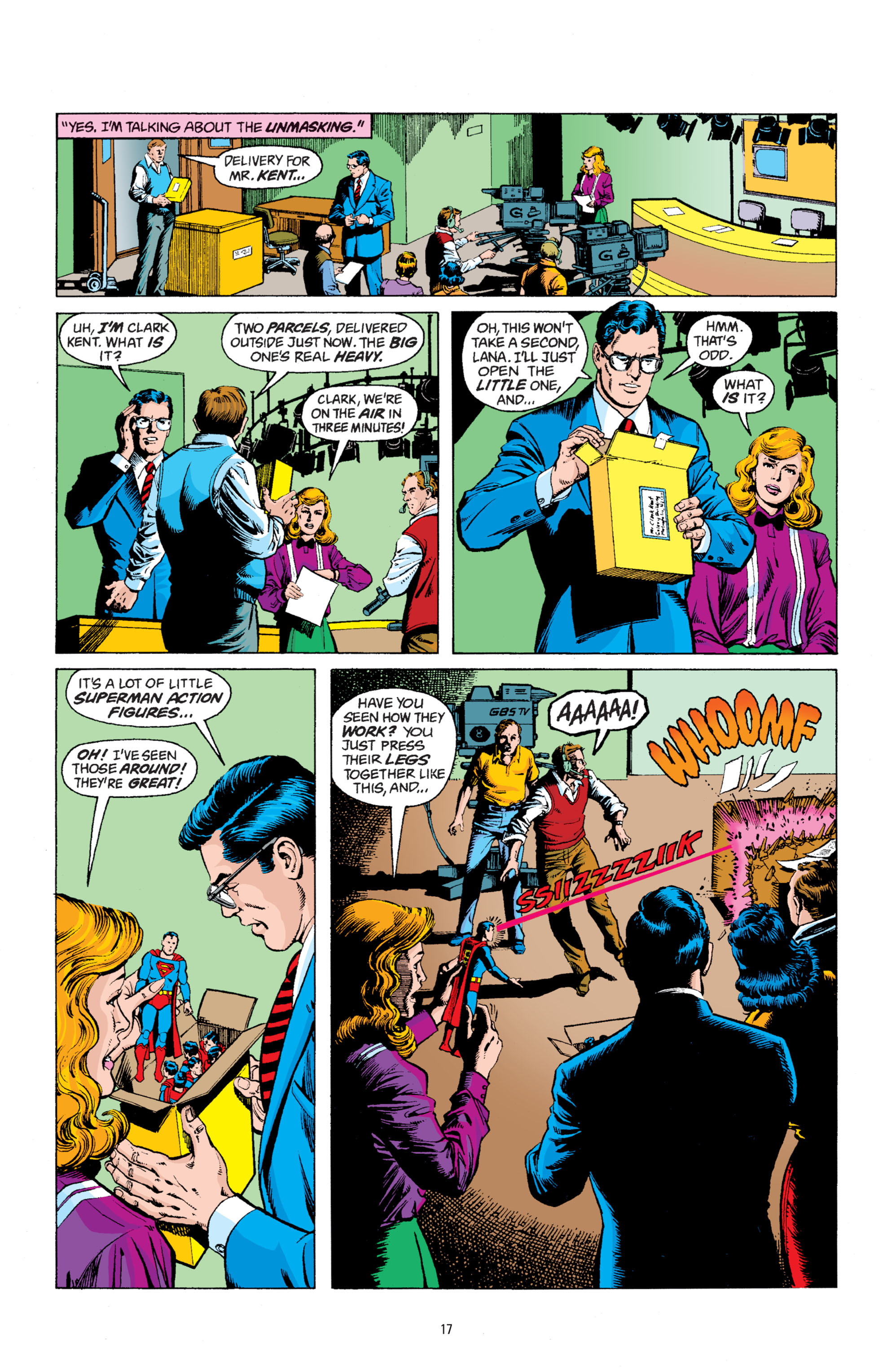 Read online Superman: Whatever Happened to the Man of Tomorrow? comic -  Issue # TPB - 16