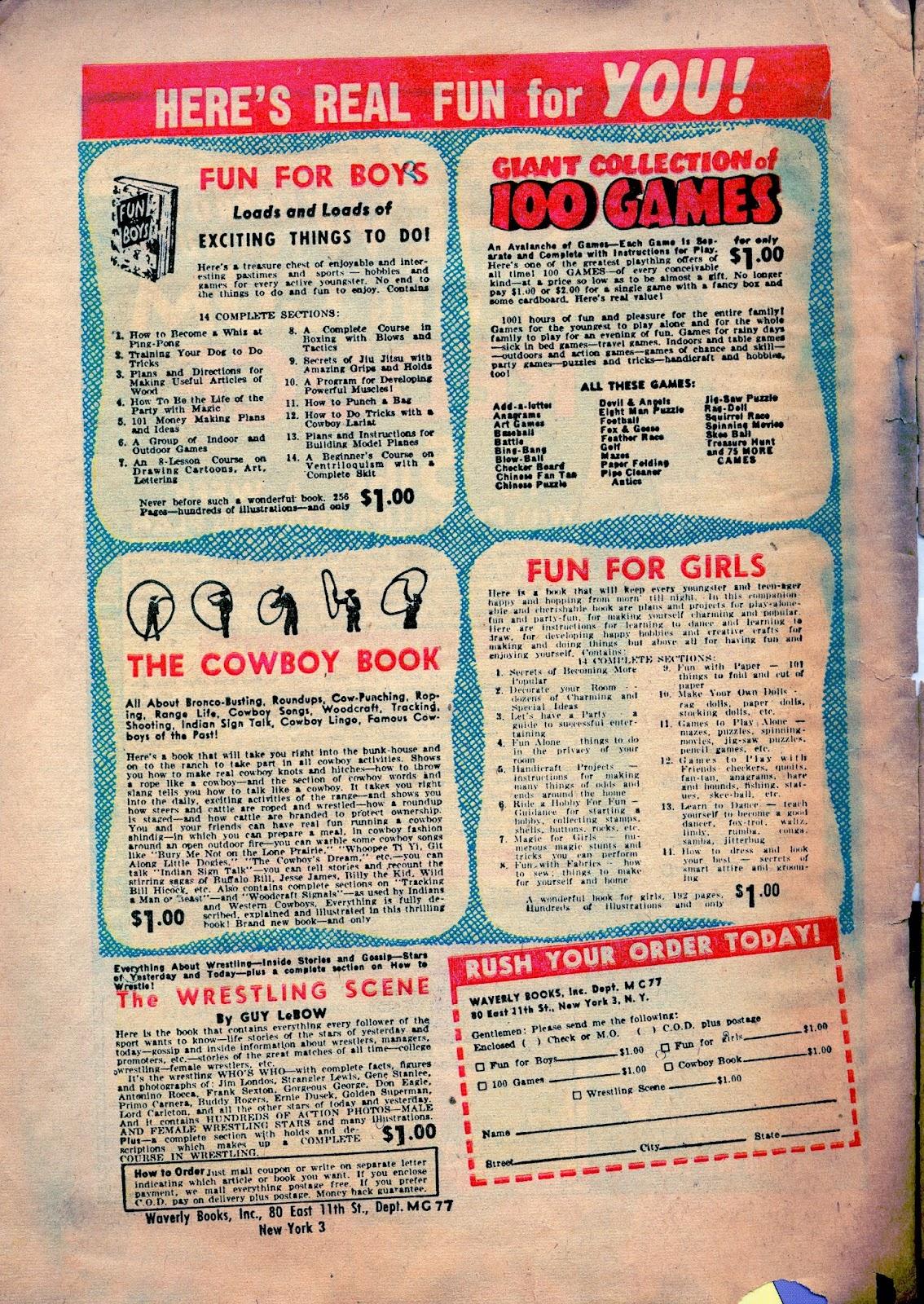 Venus (1948) issue 16 - Page 36
