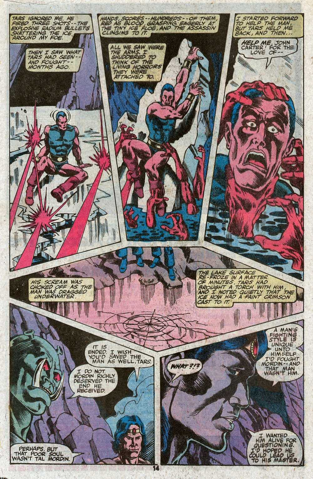 John Carter Warlord of Mars issue 27 - Page 16