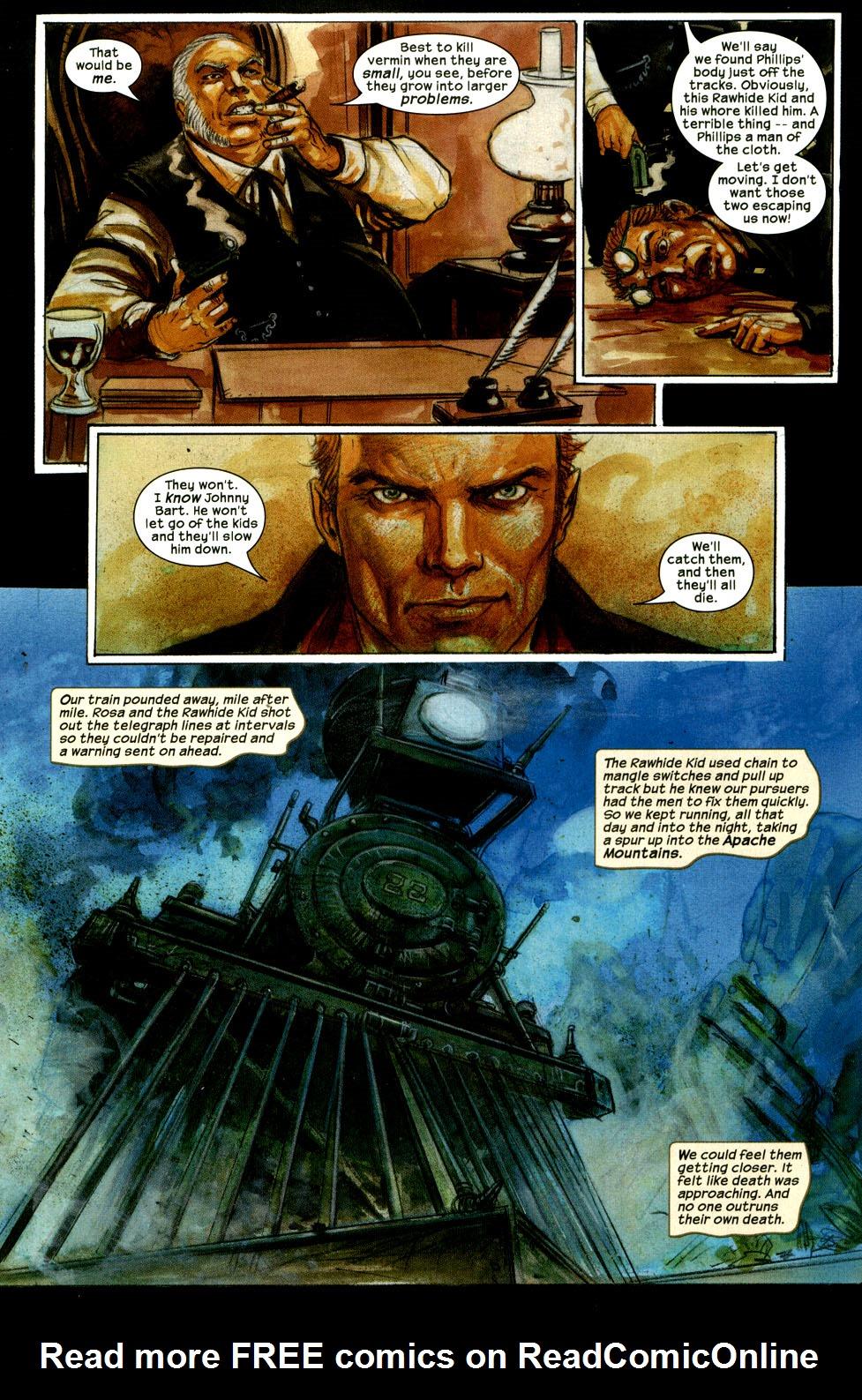 Read online Apache Skies comic -  Issue #4 - 10