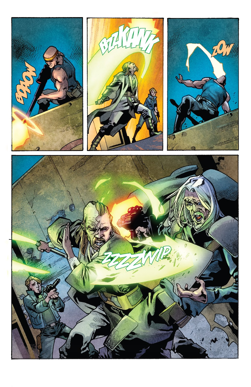 Read online Star Wars Legends: Rise of the Sith - Epic Collection comic -  Issue # TPB 1 (Part 2) - 63