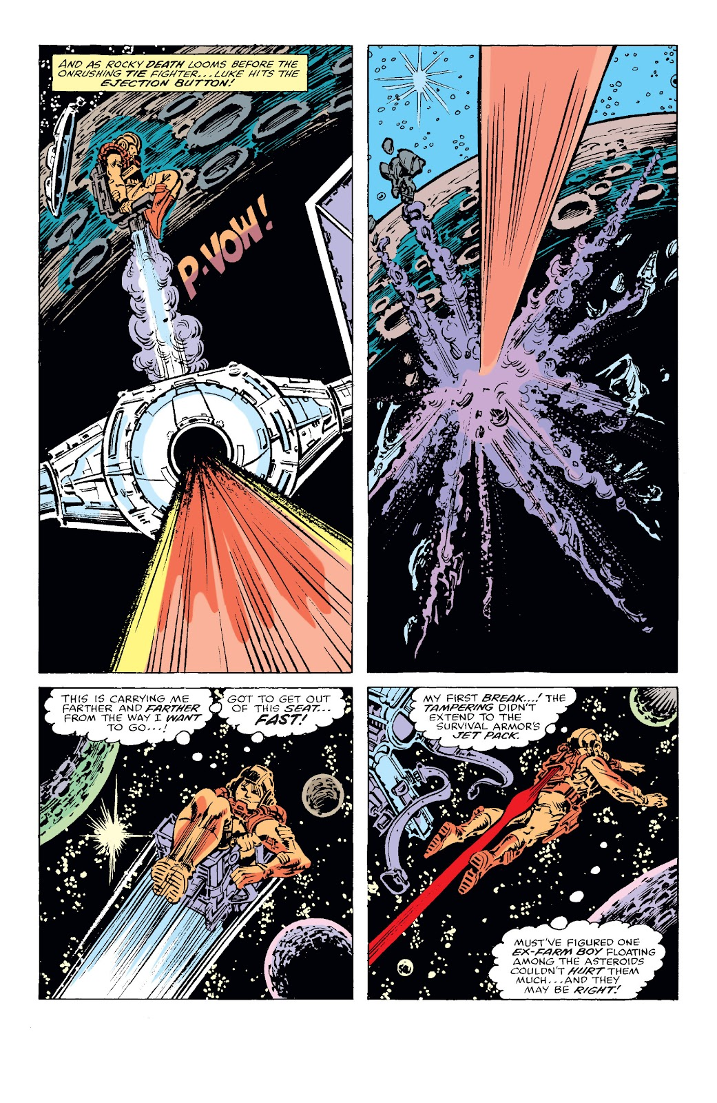Read online Star Wars Legends: The Original Marvel Years - Epic Collection comic -  Issue # TPB 2 (Part 2) - 91