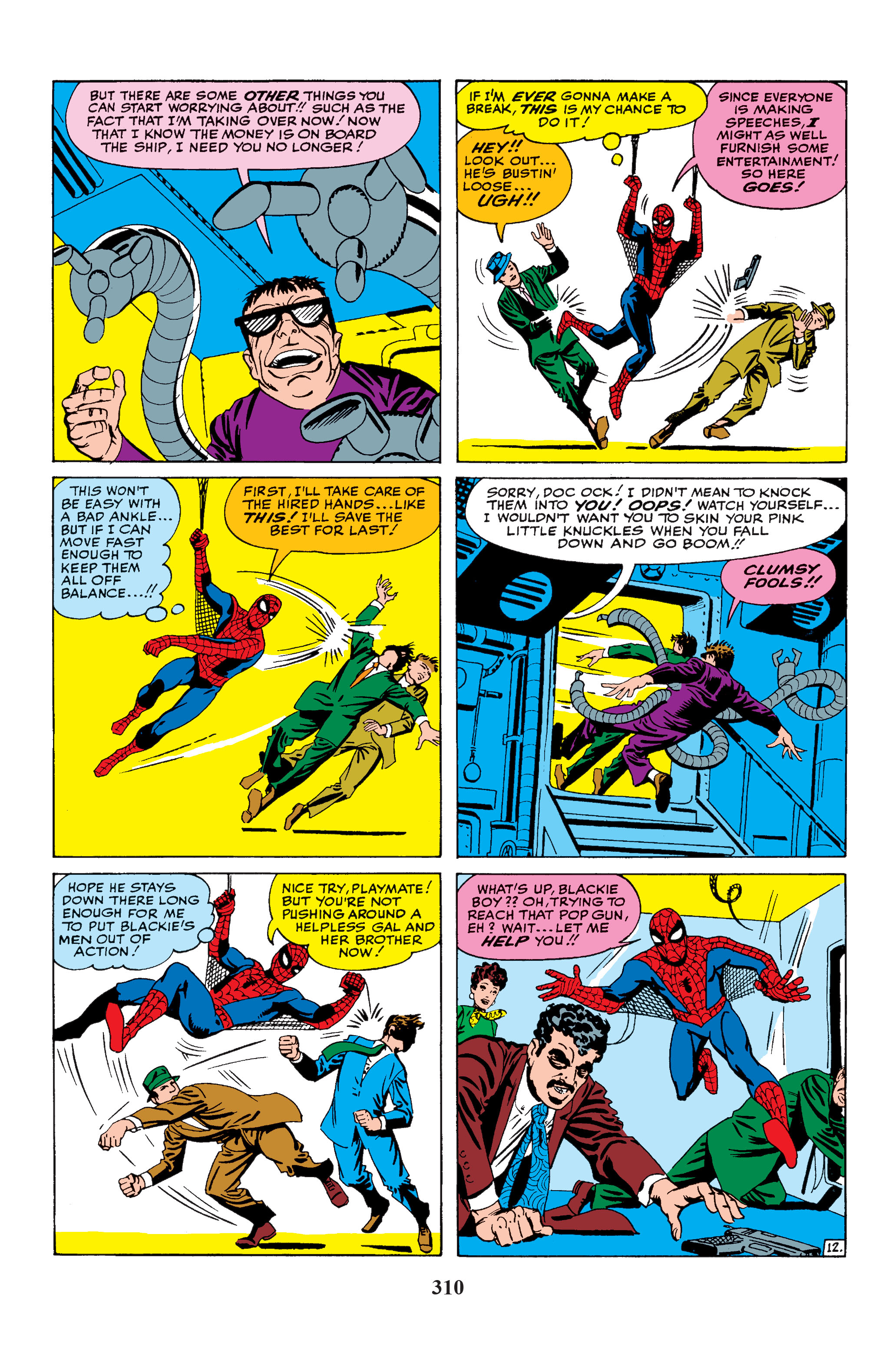 The Amazing Spider-Man (1963) 11 Page 12