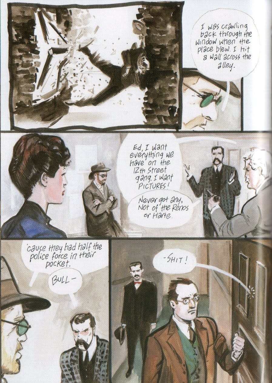 Read online The Black Diamond Detective Agency comic -  Issue # TPB - 74