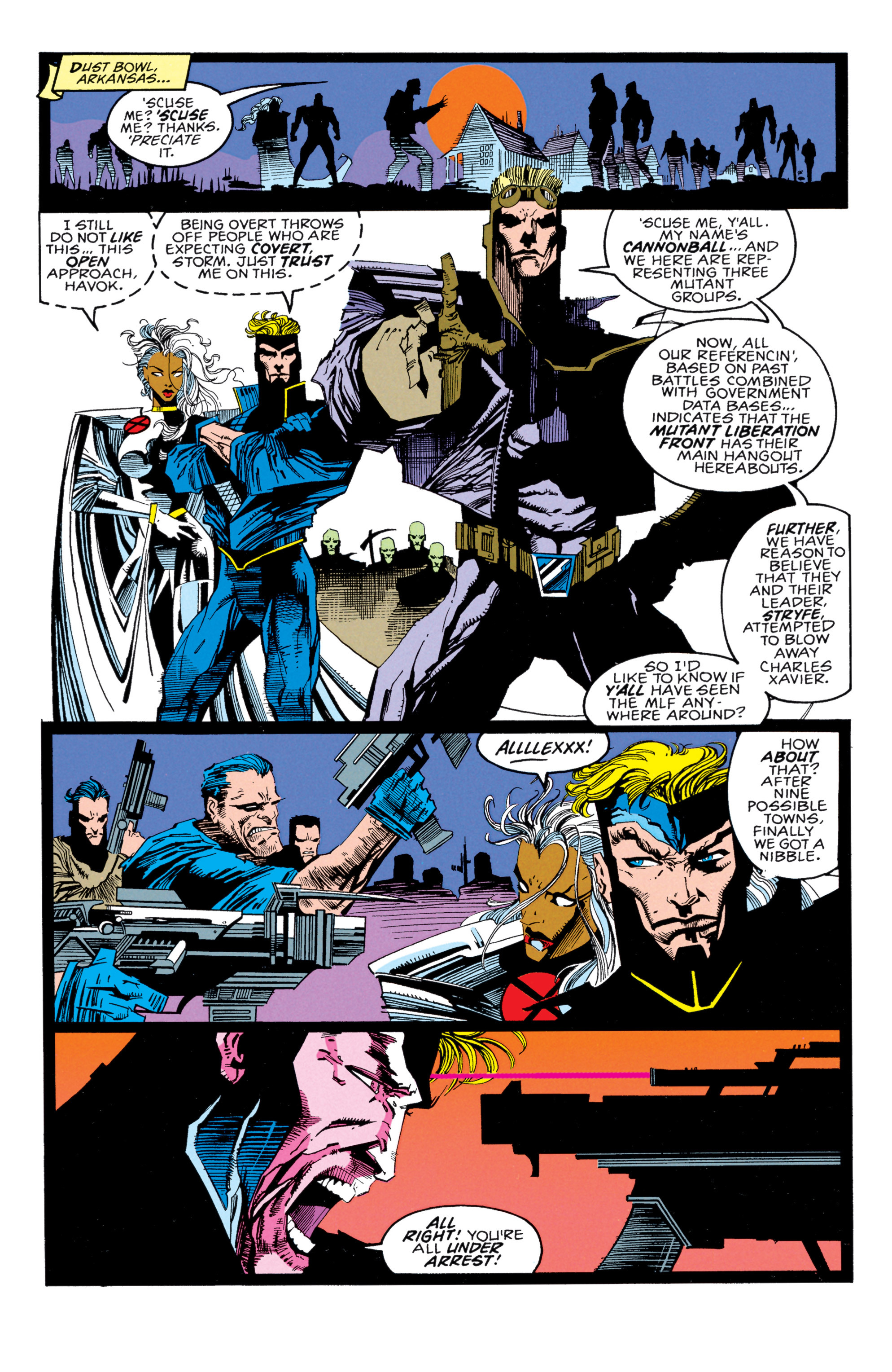 Read online X-Factor (1986) comic -  Issue #85 - 4
