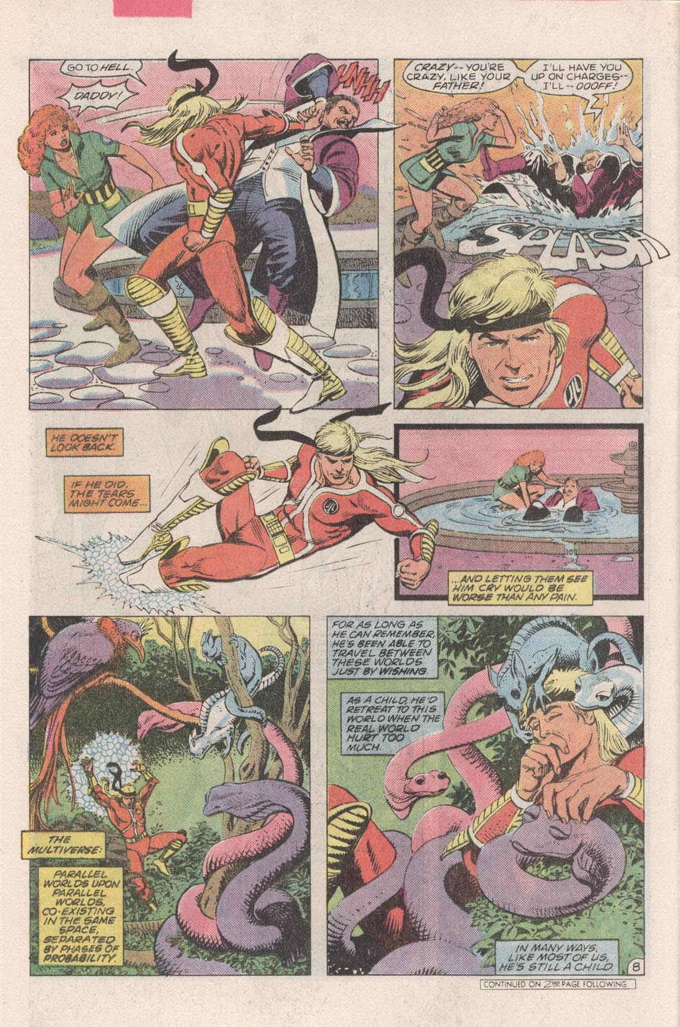 Read online Atari Force (1984) comic -  Issue #2 - 10