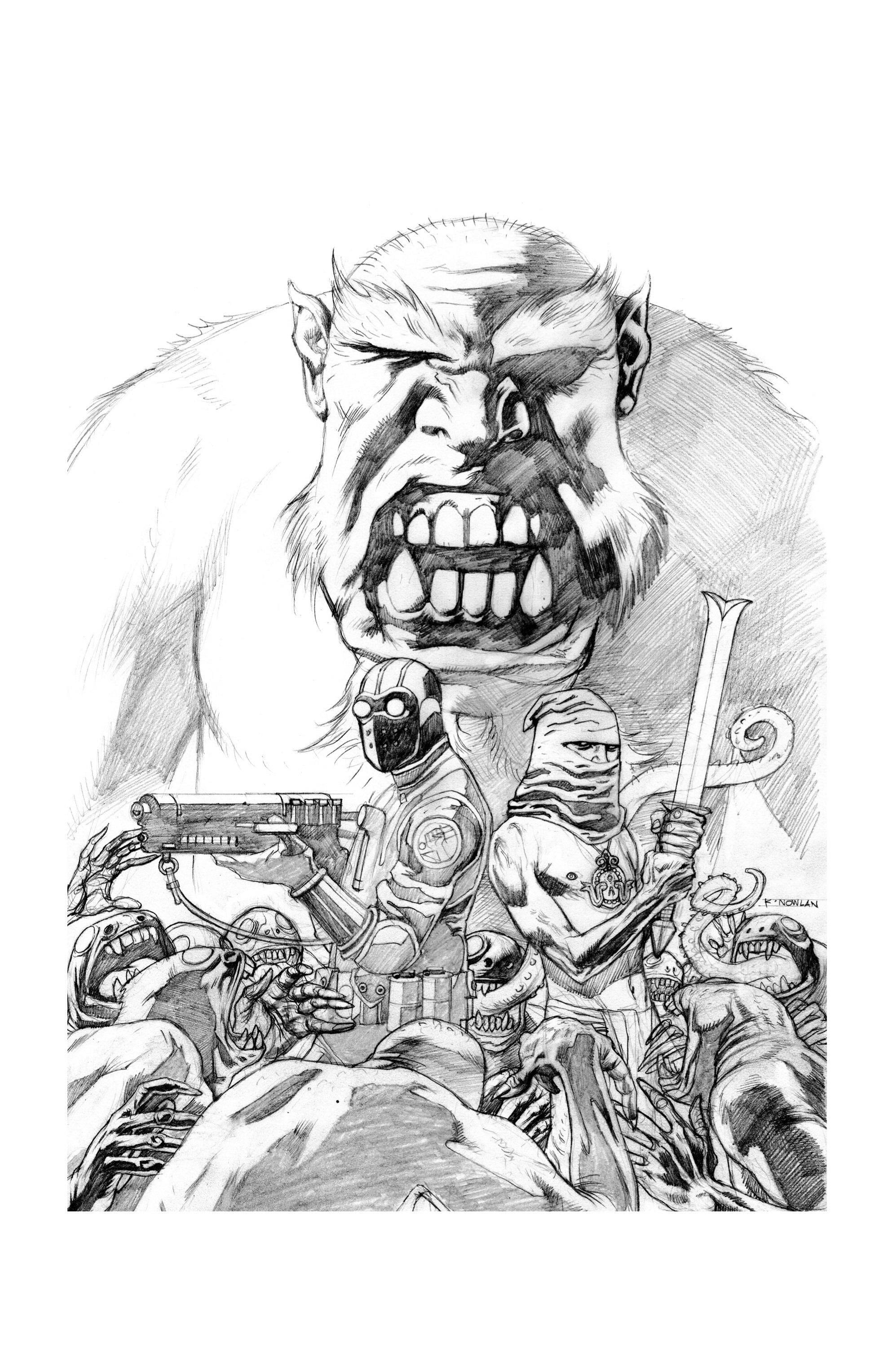 Read online B.P.R.D. (2003) comic -  Issue # TPB 11 - 139