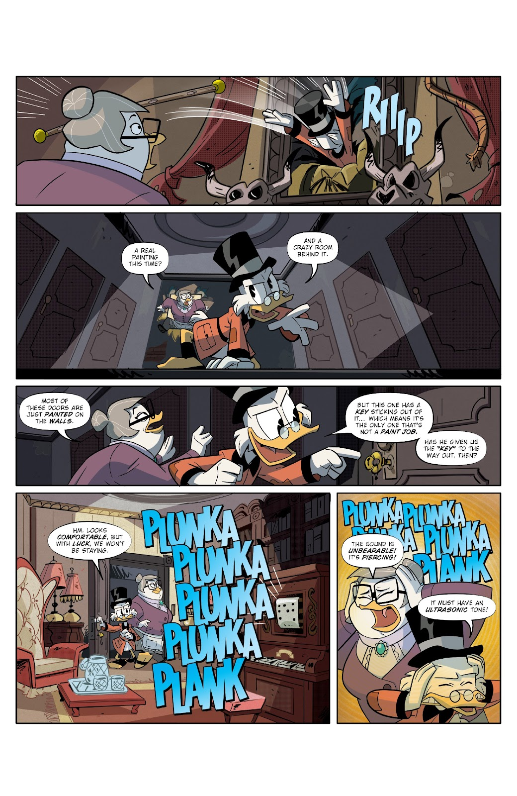 Read online Ducktales (2017) comic -  Issue #17 - 18