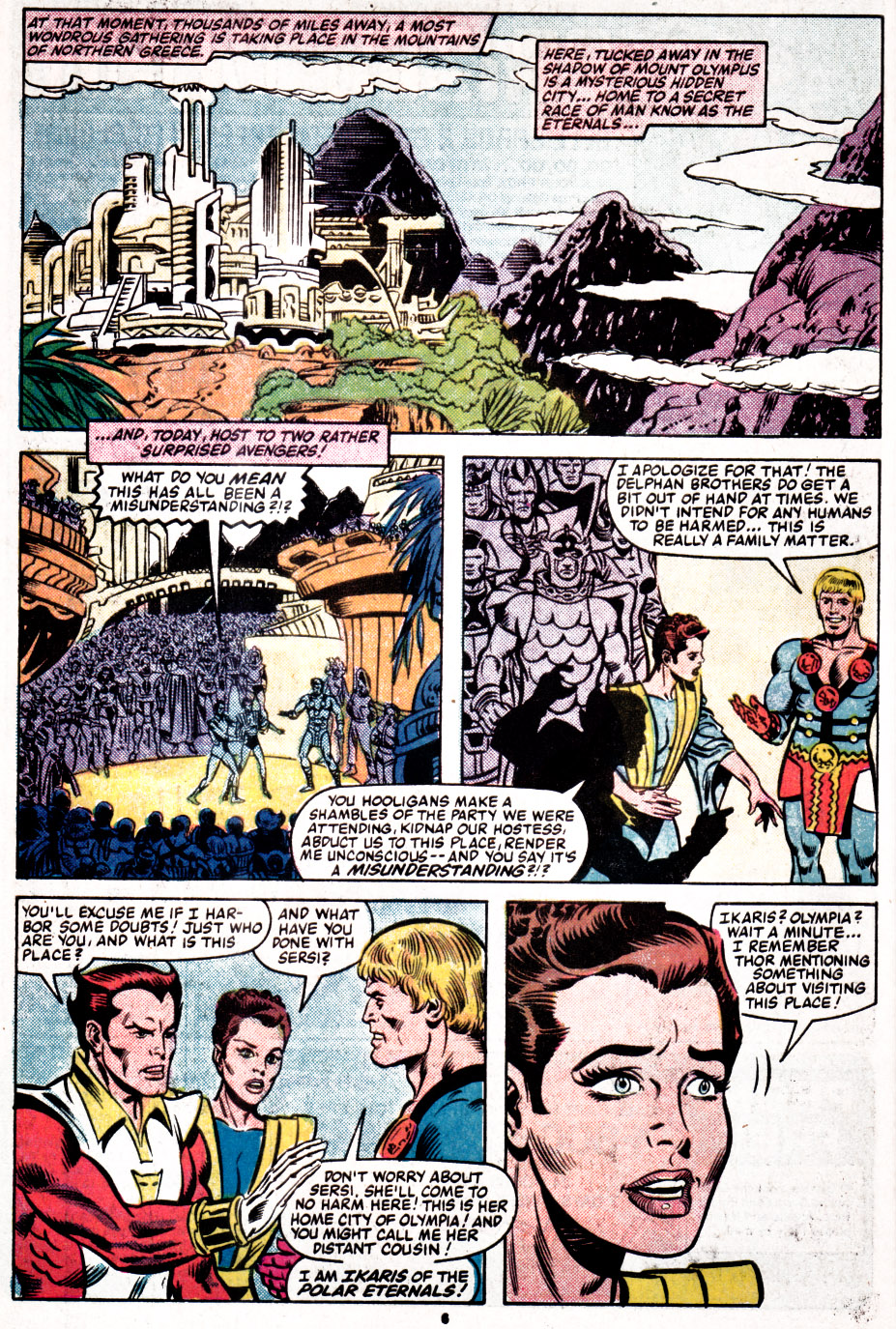The Avengers (1963) 247 Page 6