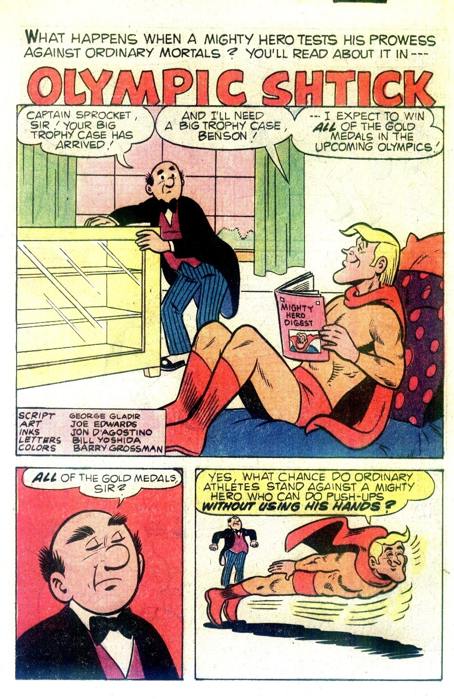 Read online Madhouse Comics comic -  Issue #125 - 13