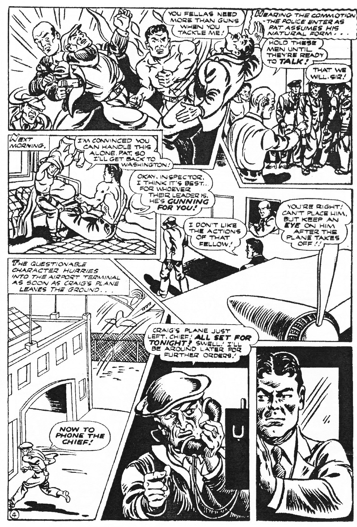 Read online Men of Mystery Comics comic -  Issue #77 - 44