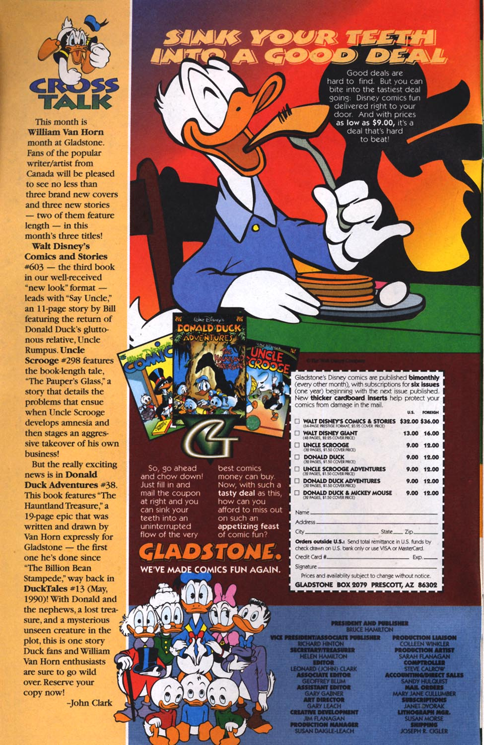 Read online Uncle Scrooge (1953) comic -  Issue #298 - 2