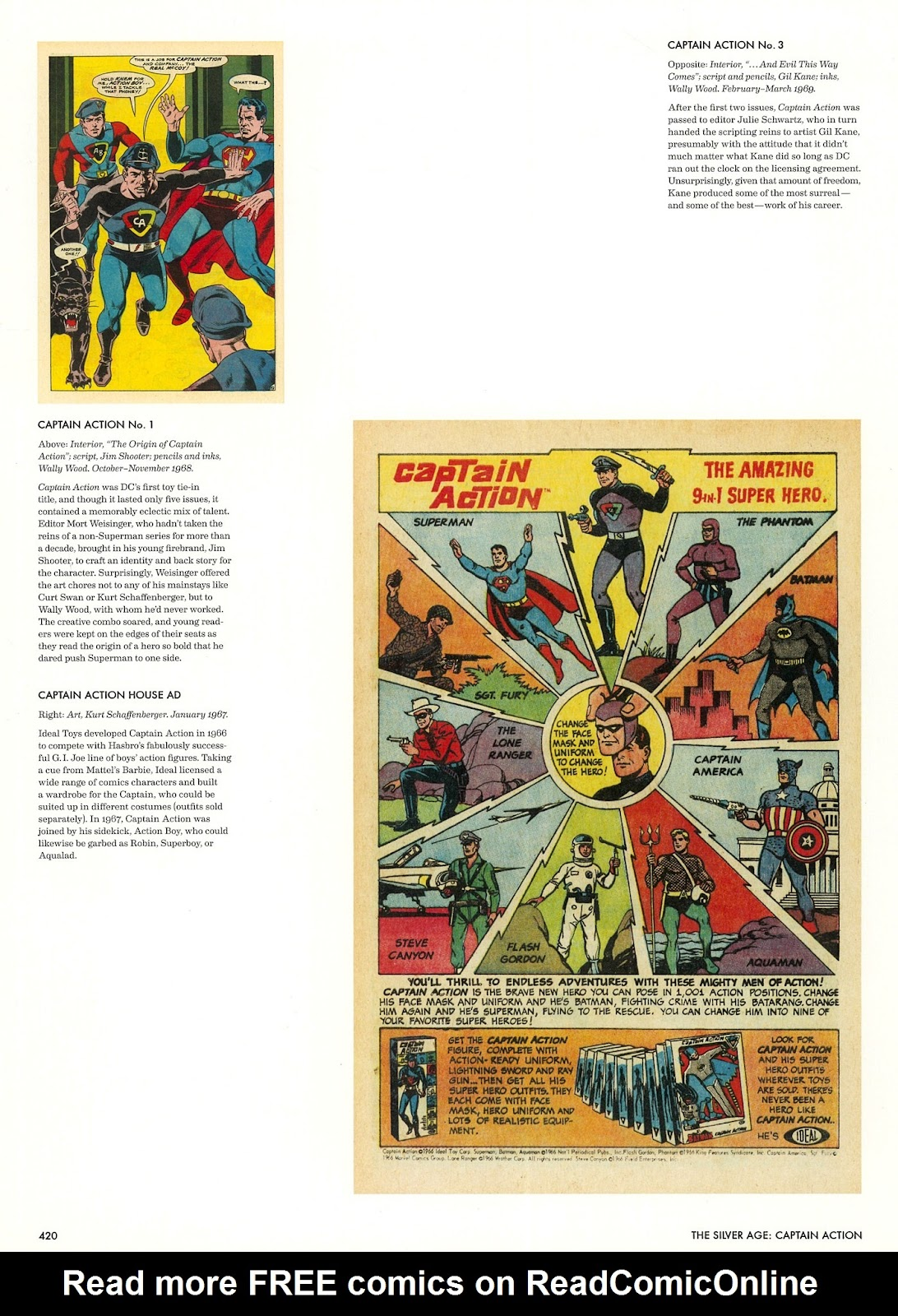 Read online 75 Years Of DC Comics comic -  Issue # TPB (Part 5) - 35