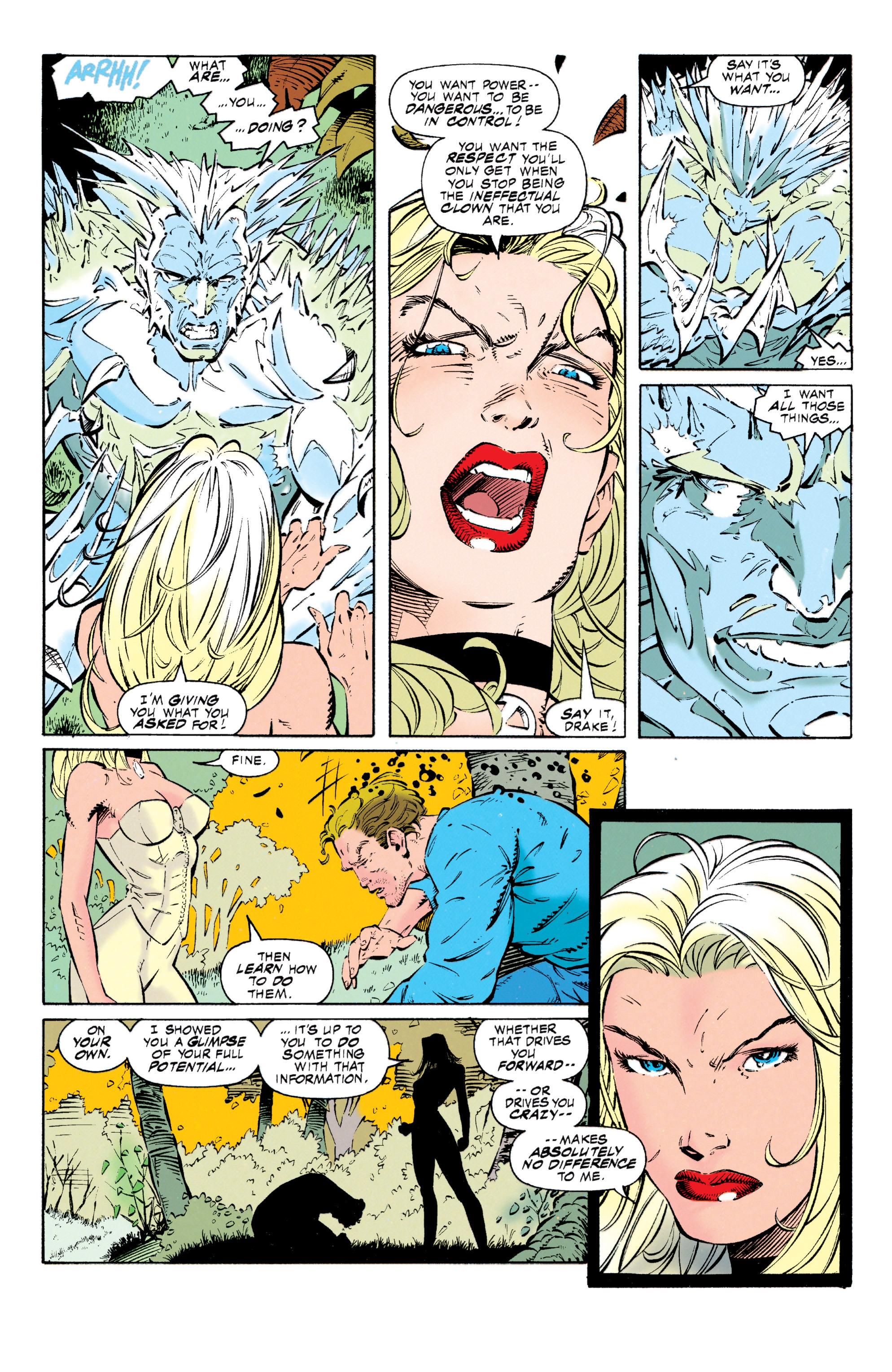 Read online Uncanny X-Men (1963) comic -  Issue #318 - 15