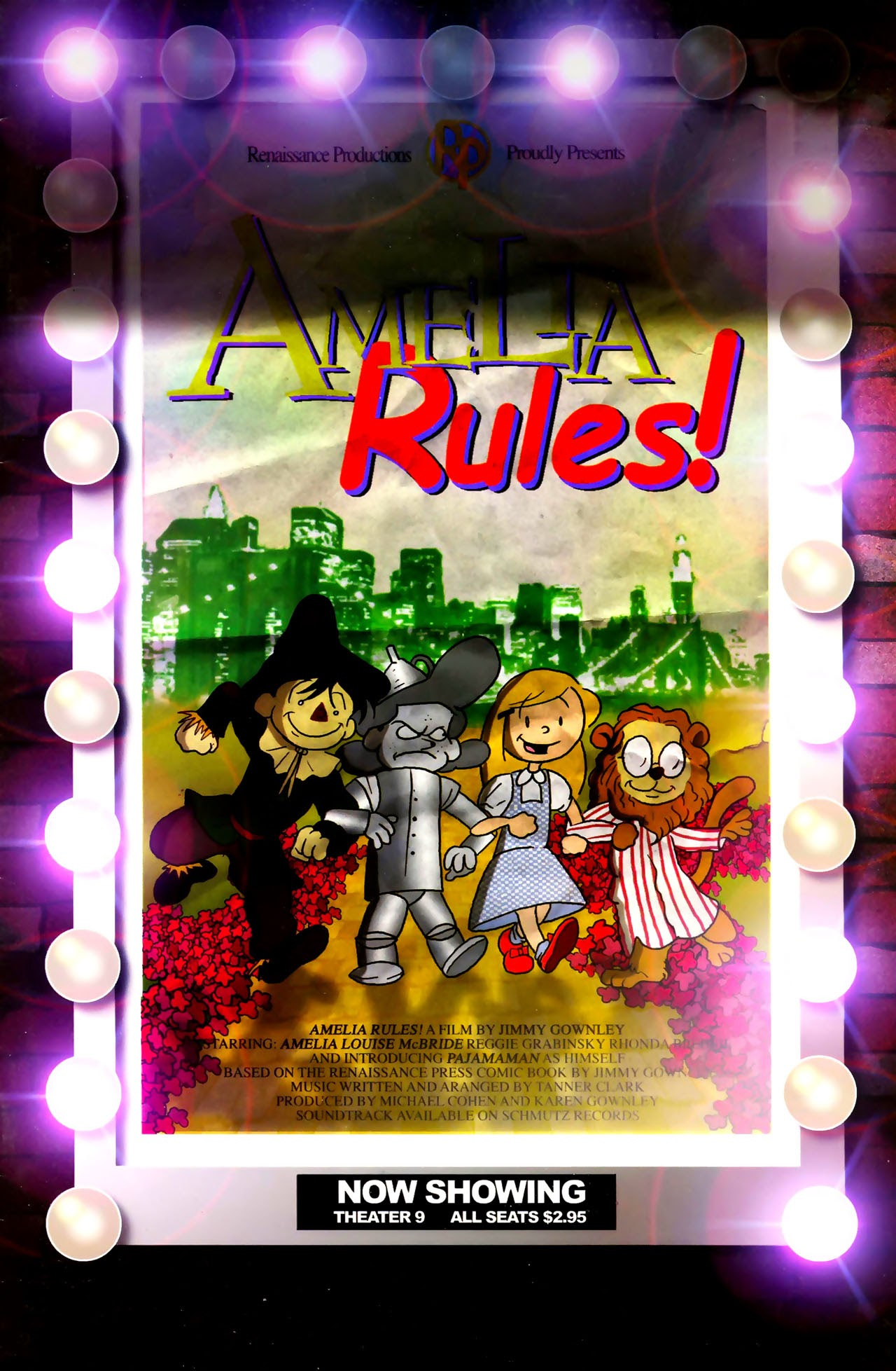 Amelia Rules! issue 9 - Page 1