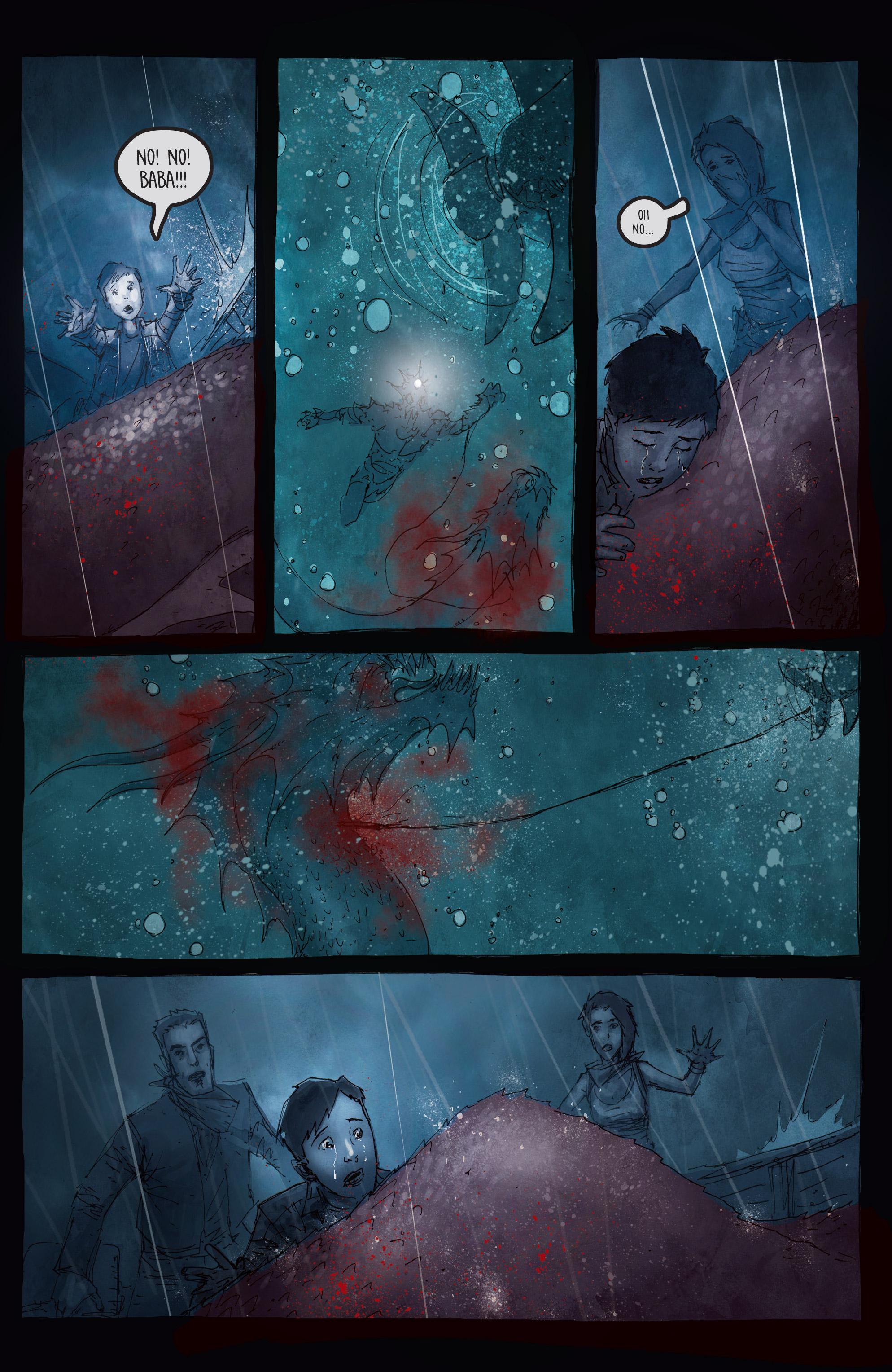 Read online Broken Moon: Legends of the Deep comic -  Issue #5 - 13